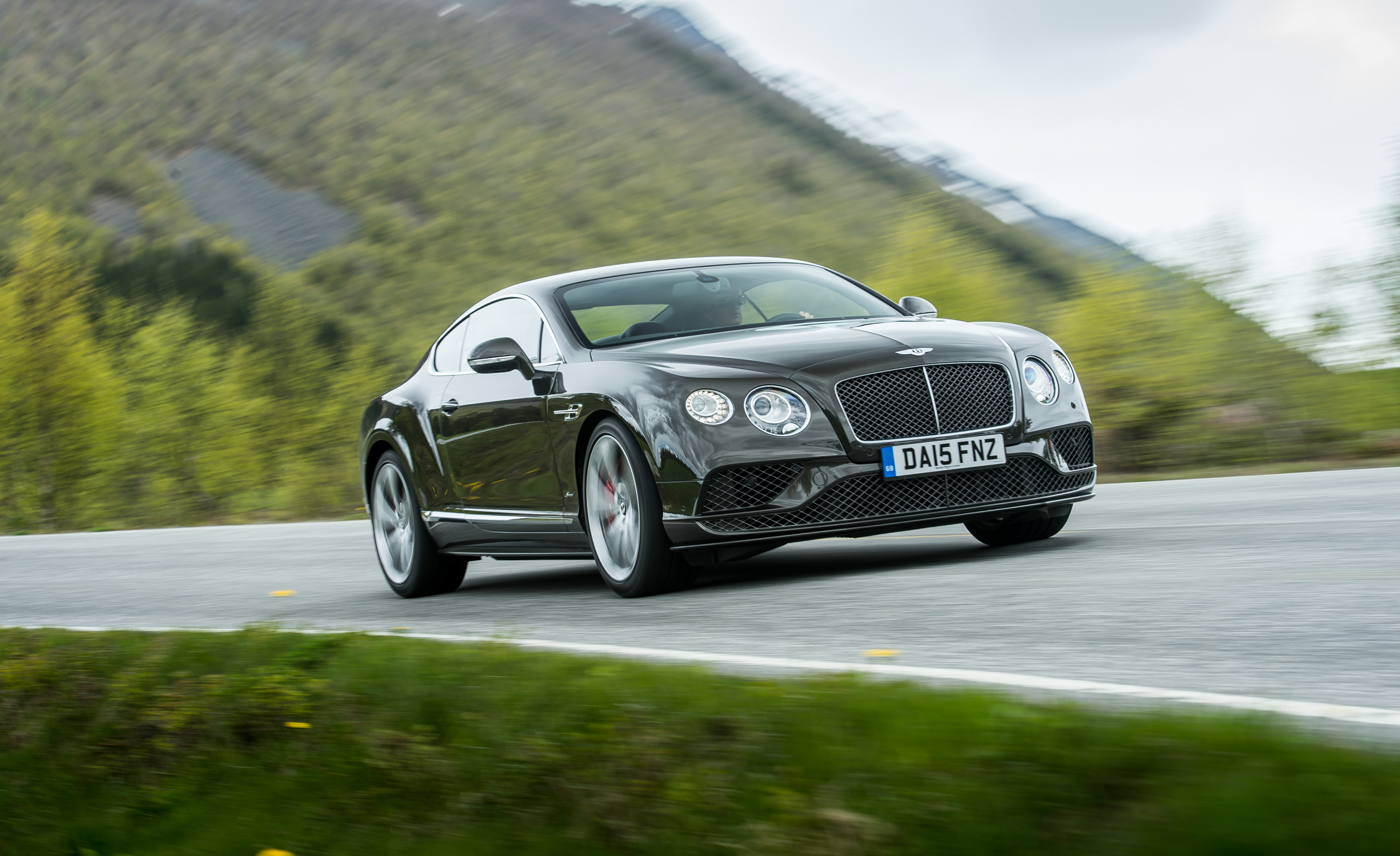 2016 Bentley Continental GT Speed (Photo 8 of 27)
