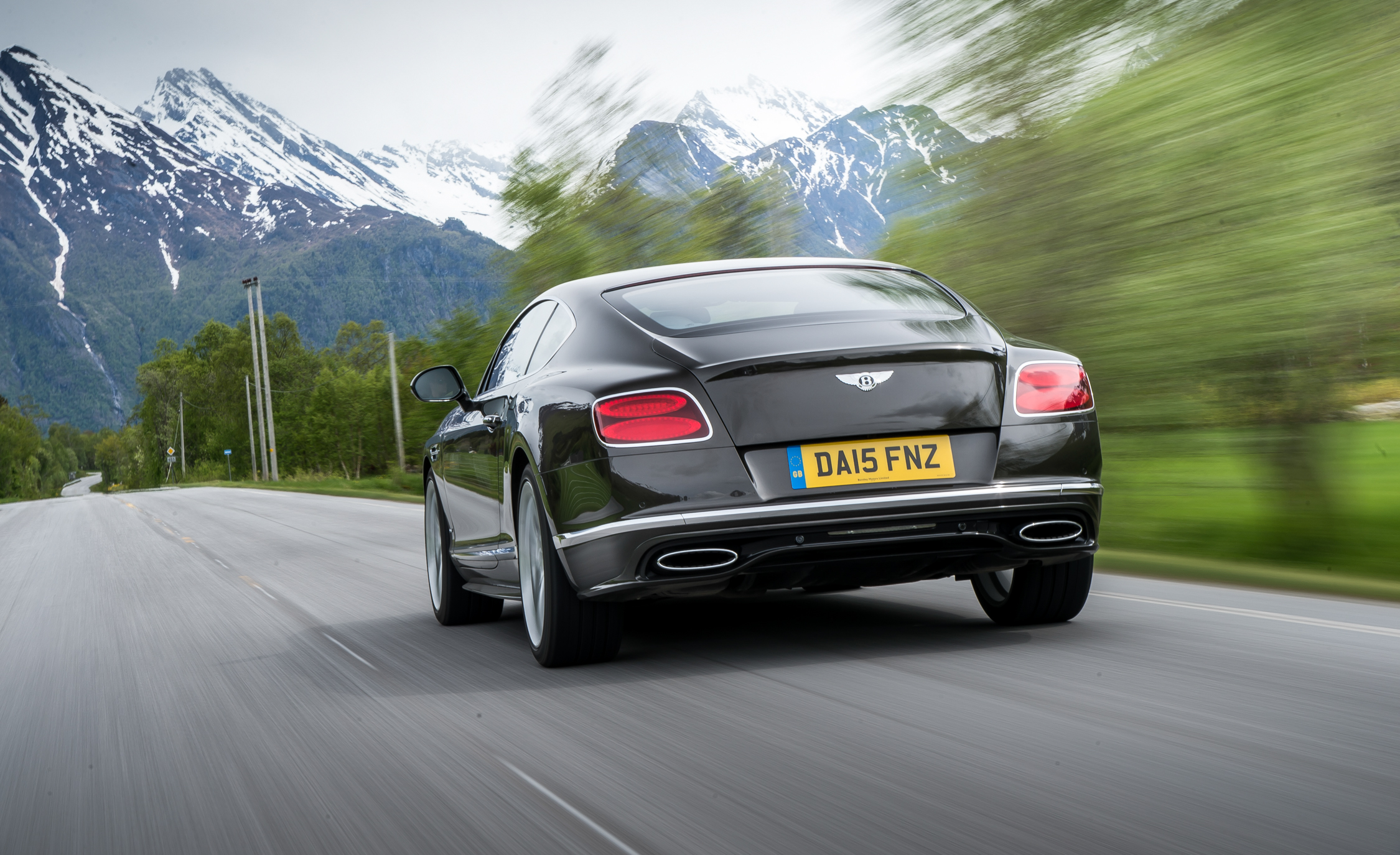 2016 Bentley Continental GT Speed (Photo 11 of 27)
