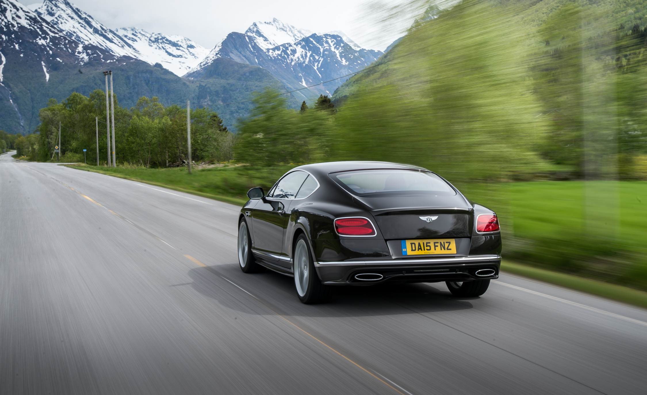 2016 Bentley Continental GT Speed (View 12 of 27)