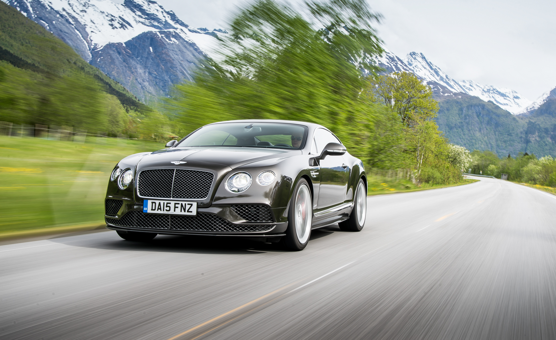 Featured Image of 2016 Bentley Continental GT V8 S
