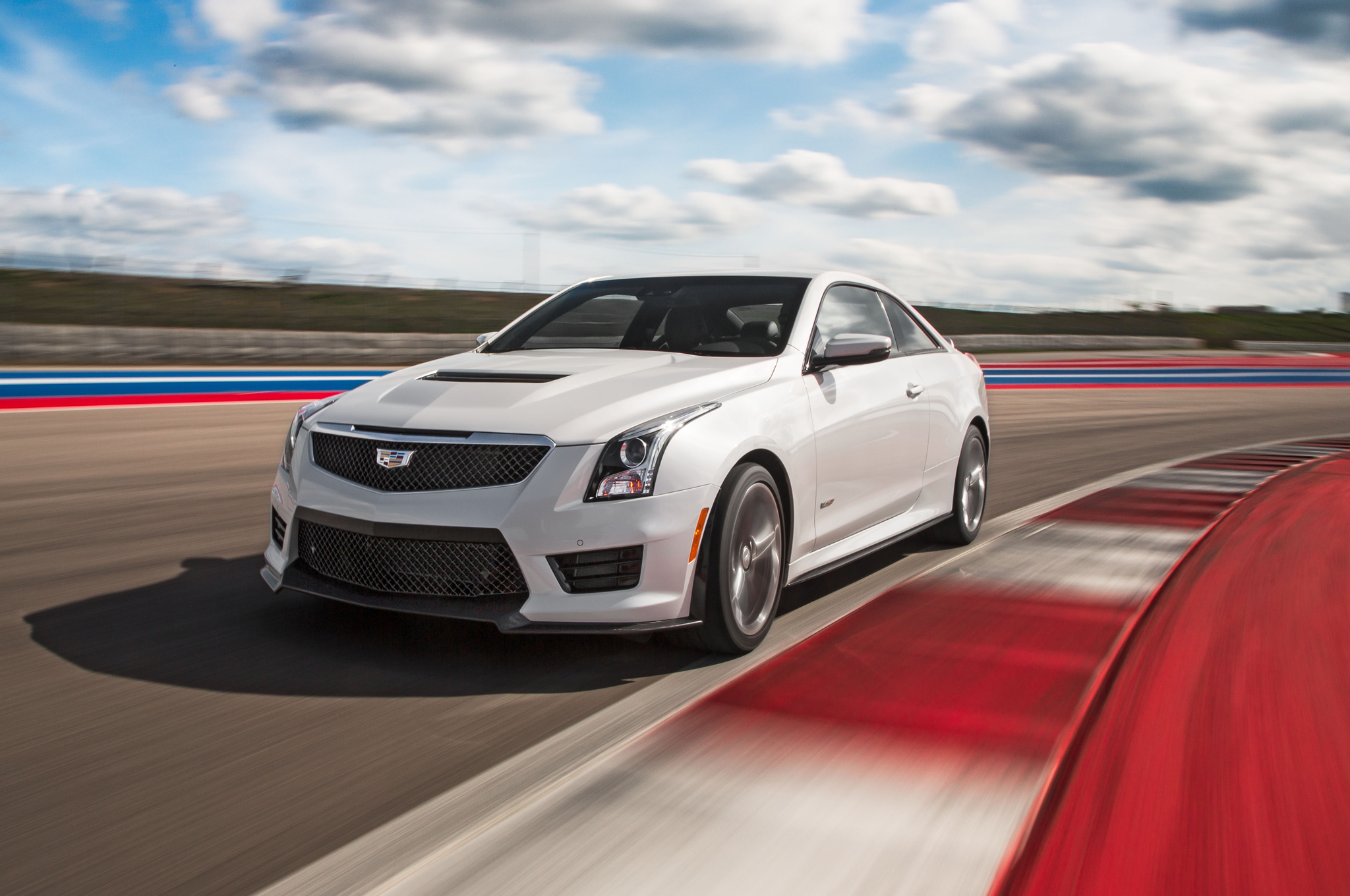 Featured Image of 2016 Cadillac ATS V