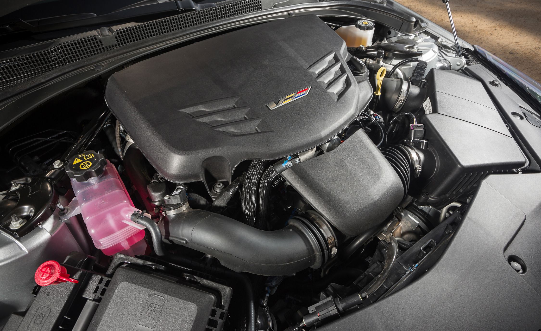 2016 Cadillac ATS V Twin Turbocharged (View 16 of 18)