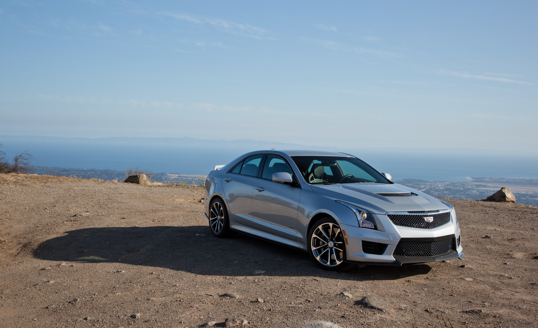 2016 Cadillac ATS V (View 17 of 18)