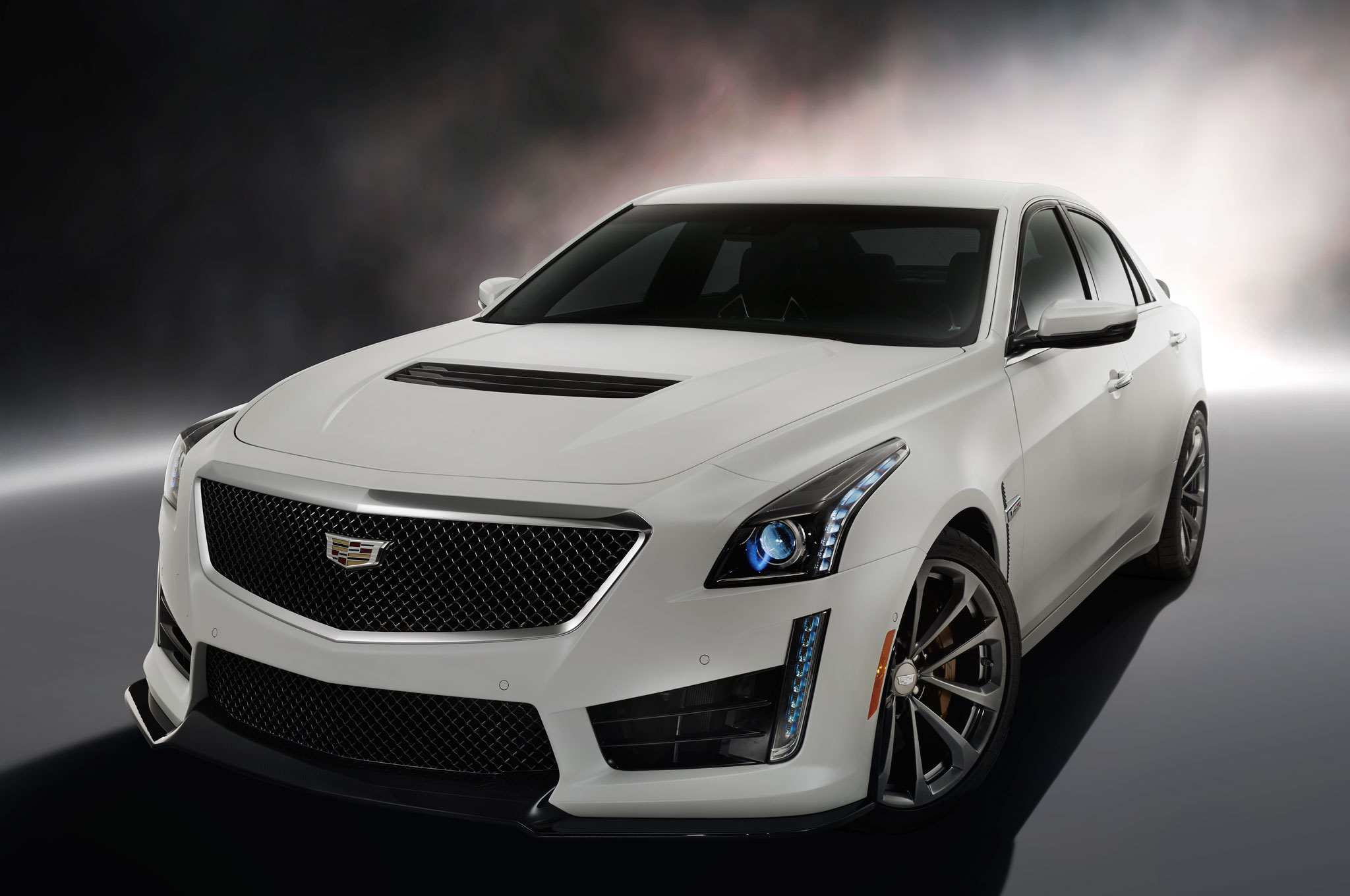 2016 Cadillac Ats V Exterior Profile (View 18 of 18)