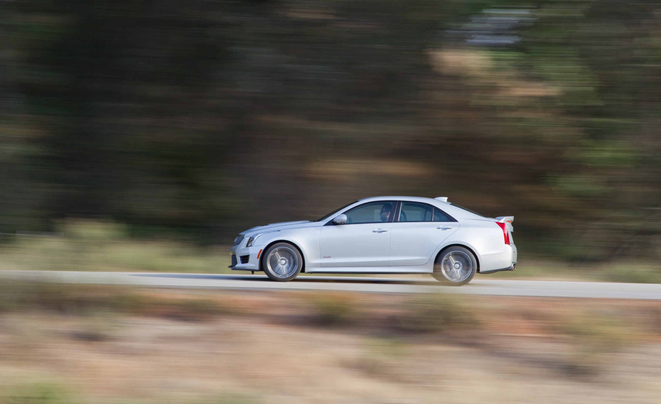 2016 Cadillac ATS V (View 10 of 18)