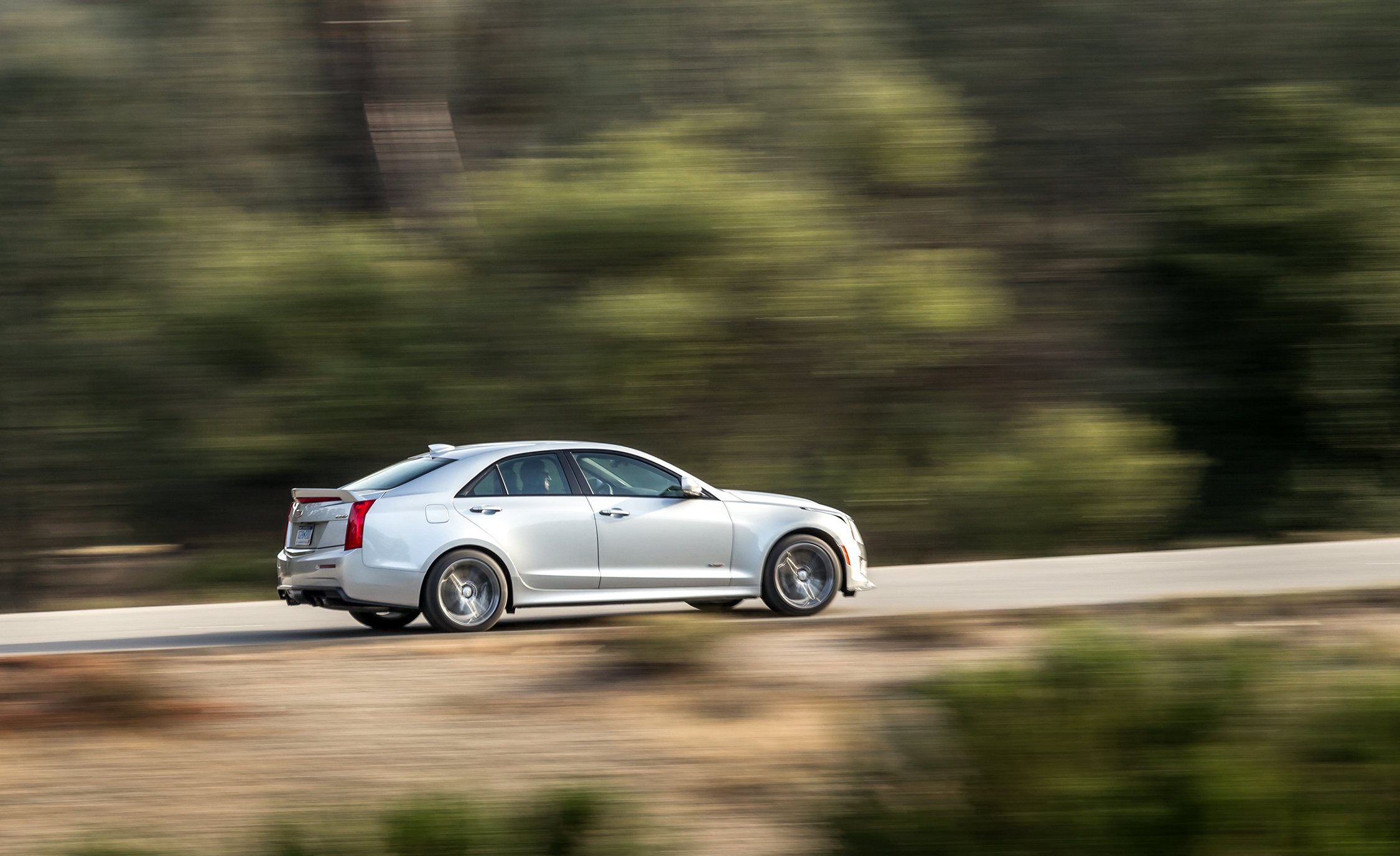 2016 Cadillac ATS V (View 12 of 18)