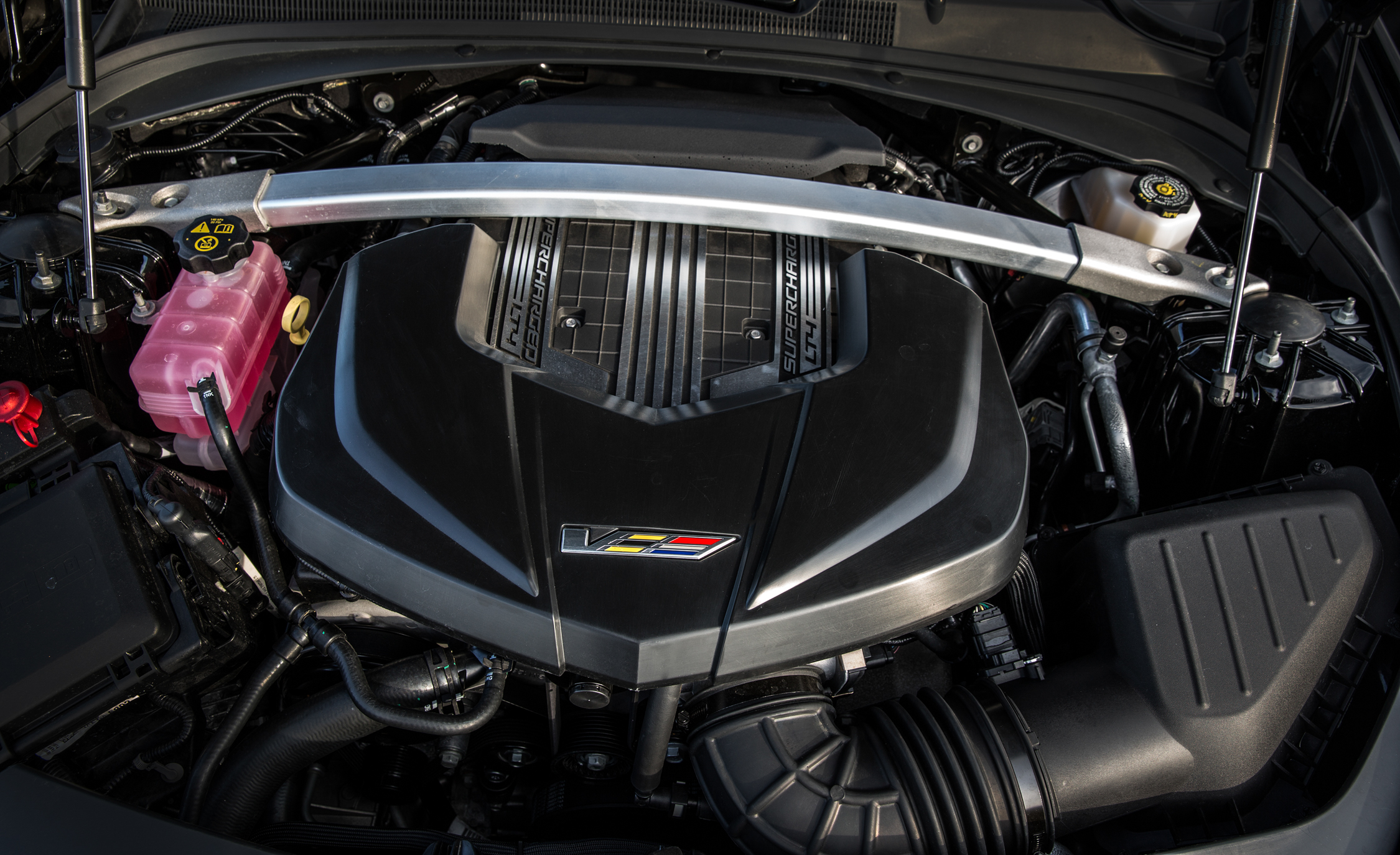 2016 Cadillac CTS V Supercharged  (Photo 27 of 27)