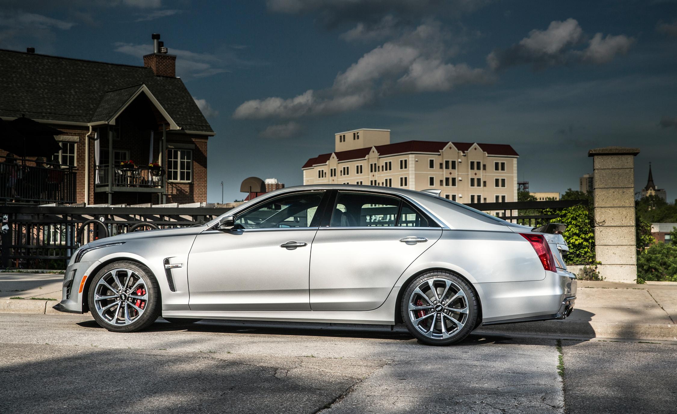 2016 Cadillac CTS V (View 19 of 27)