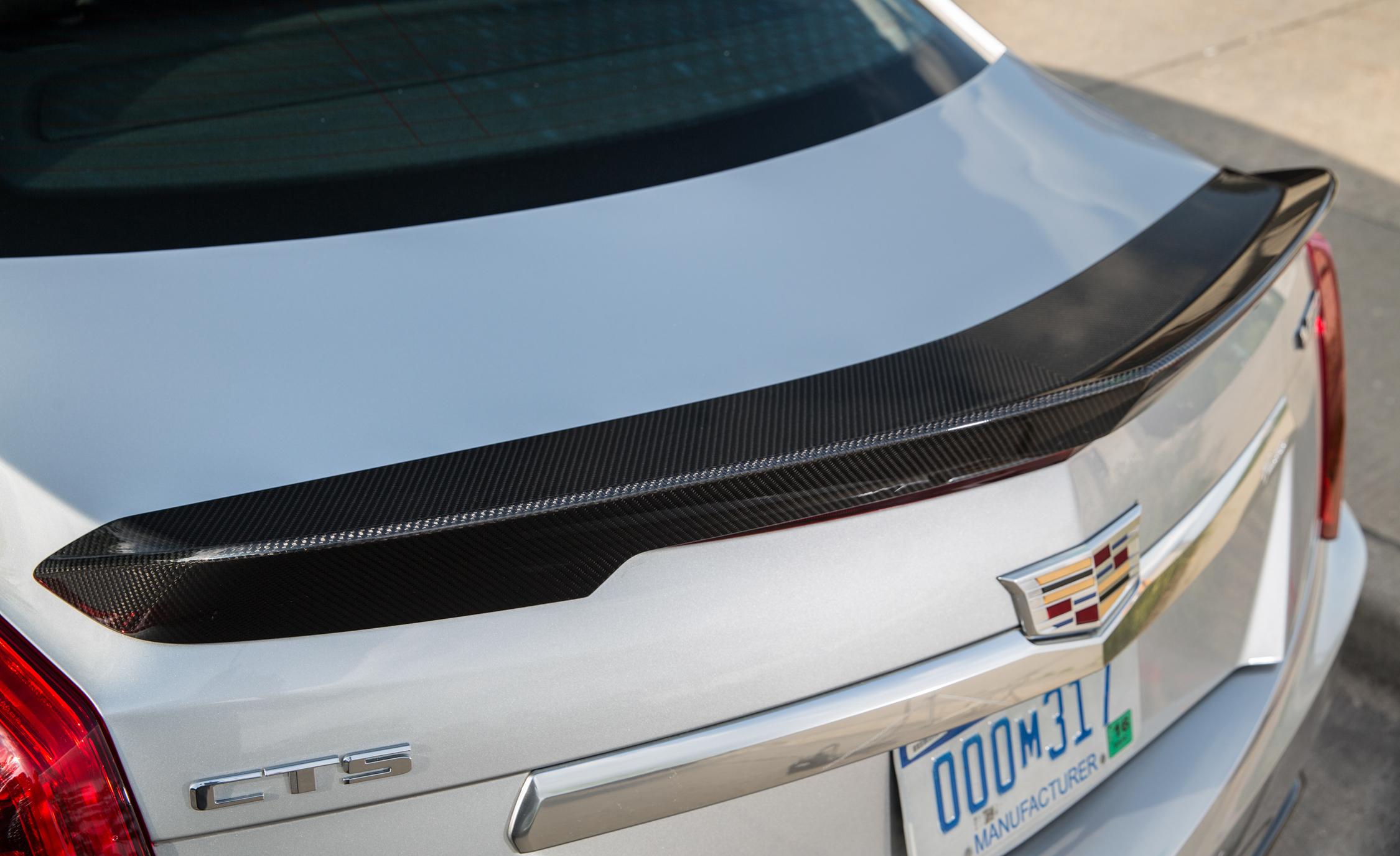 2016 Cadillac CTS V (View 22 of 27)
