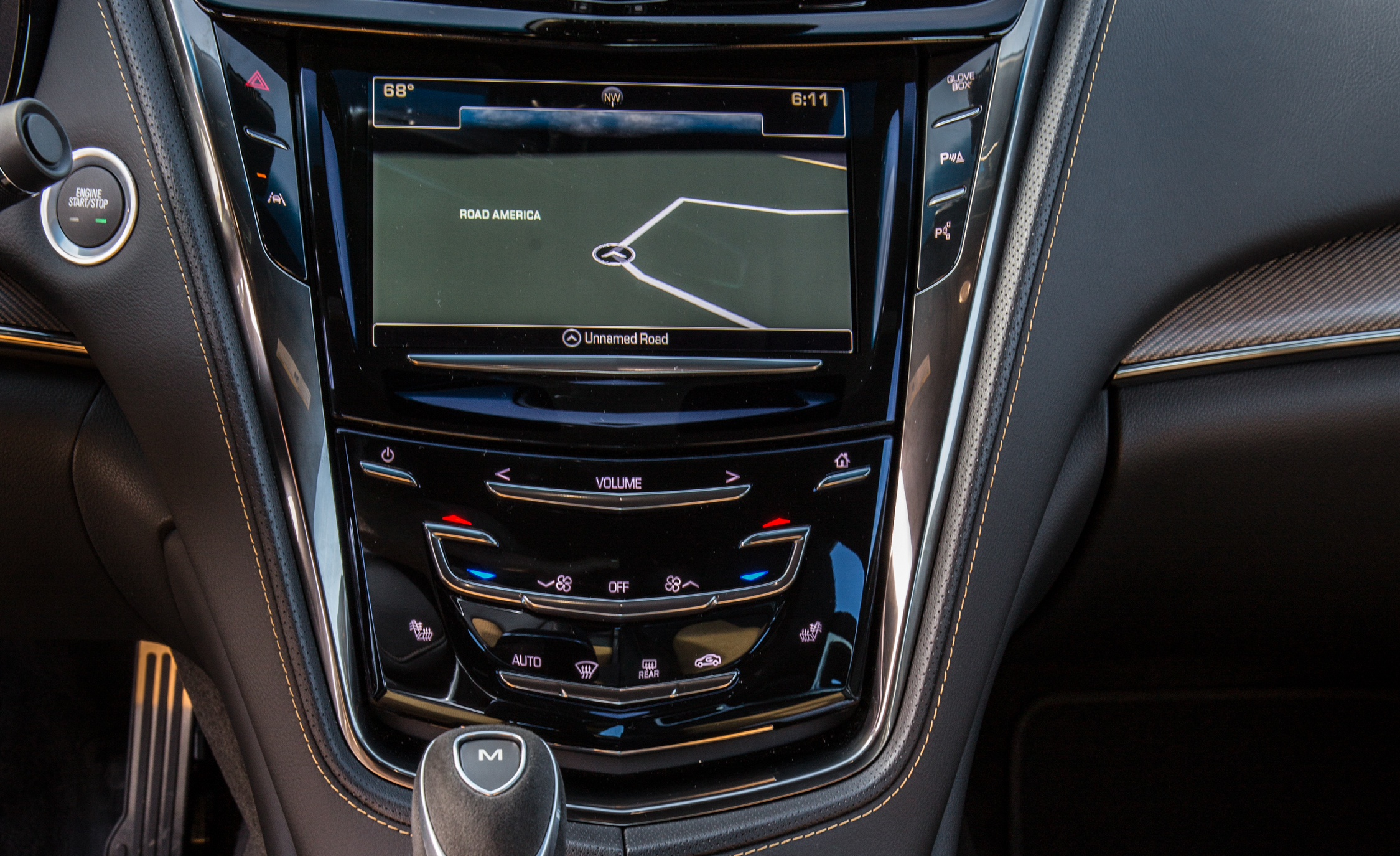 2016 Cadillac CTS V (Photo 24 of 27)