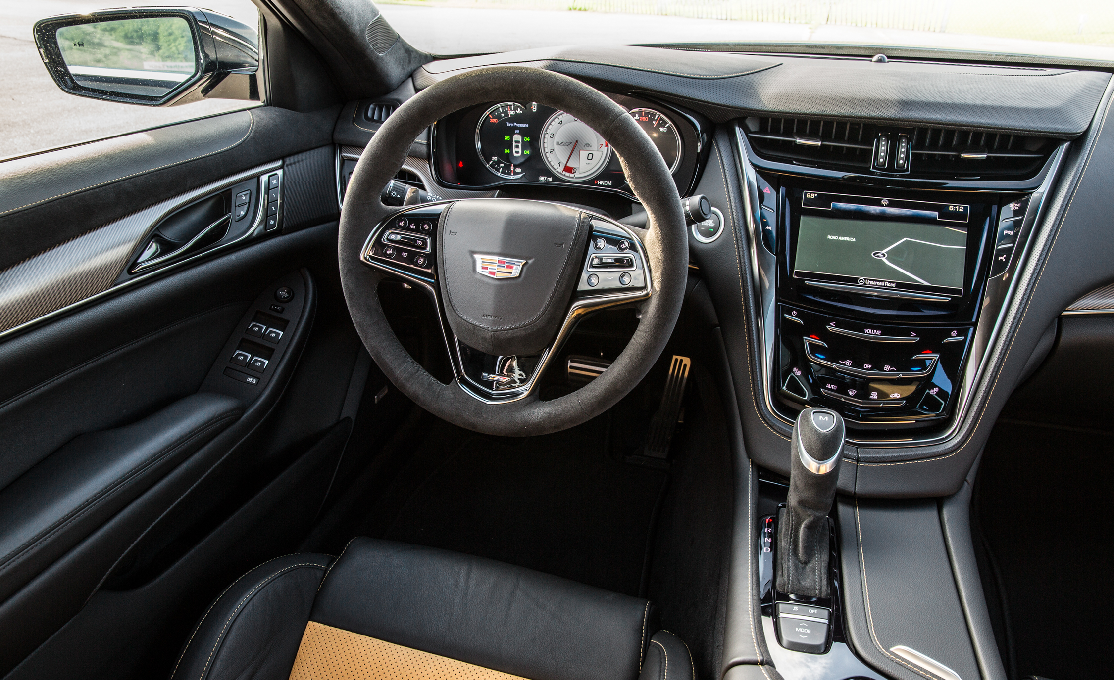 2016 Cadillac CTS V (Photo 25 of 27)