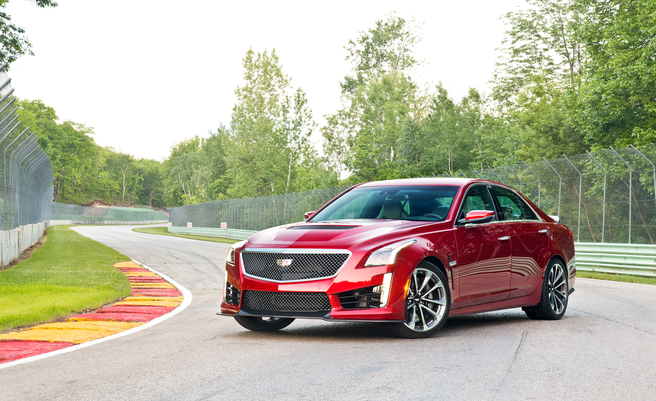 2016 Cadillac CTS V (Photo 5 of 27)