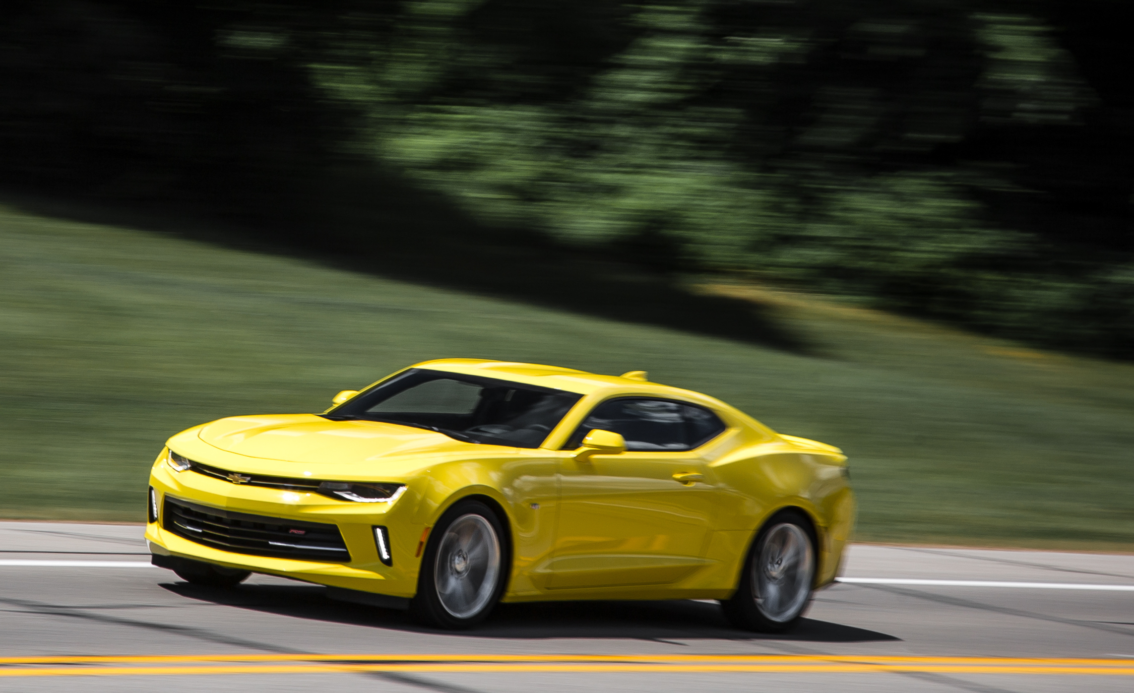 2016 Chevrolet Camaro RS (Photo 17 of 54)
