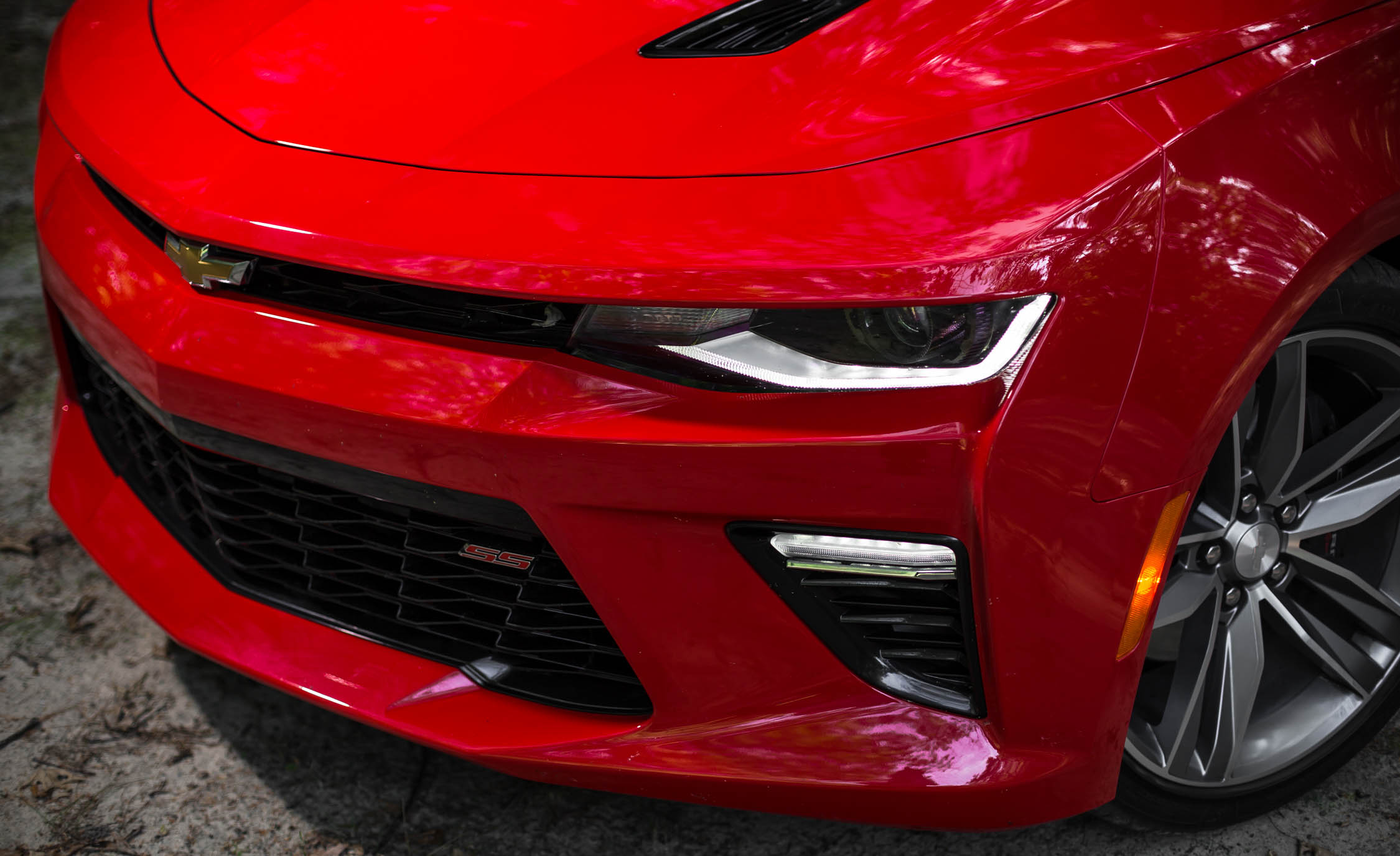 2016 Chevrolet Camaro SS (Photo 34 of 54)