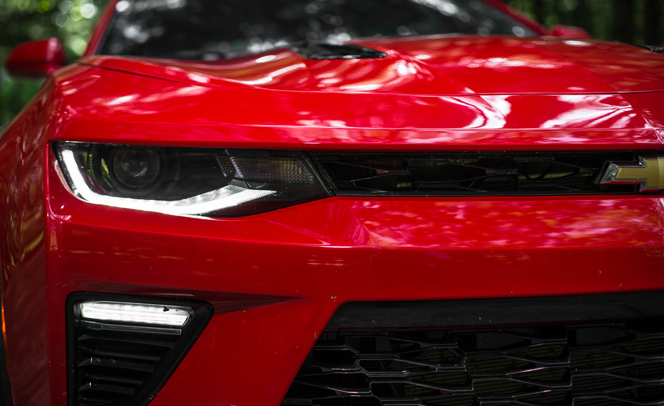 2016 Chevrolet Camaro SS (Photo 35 of 54)