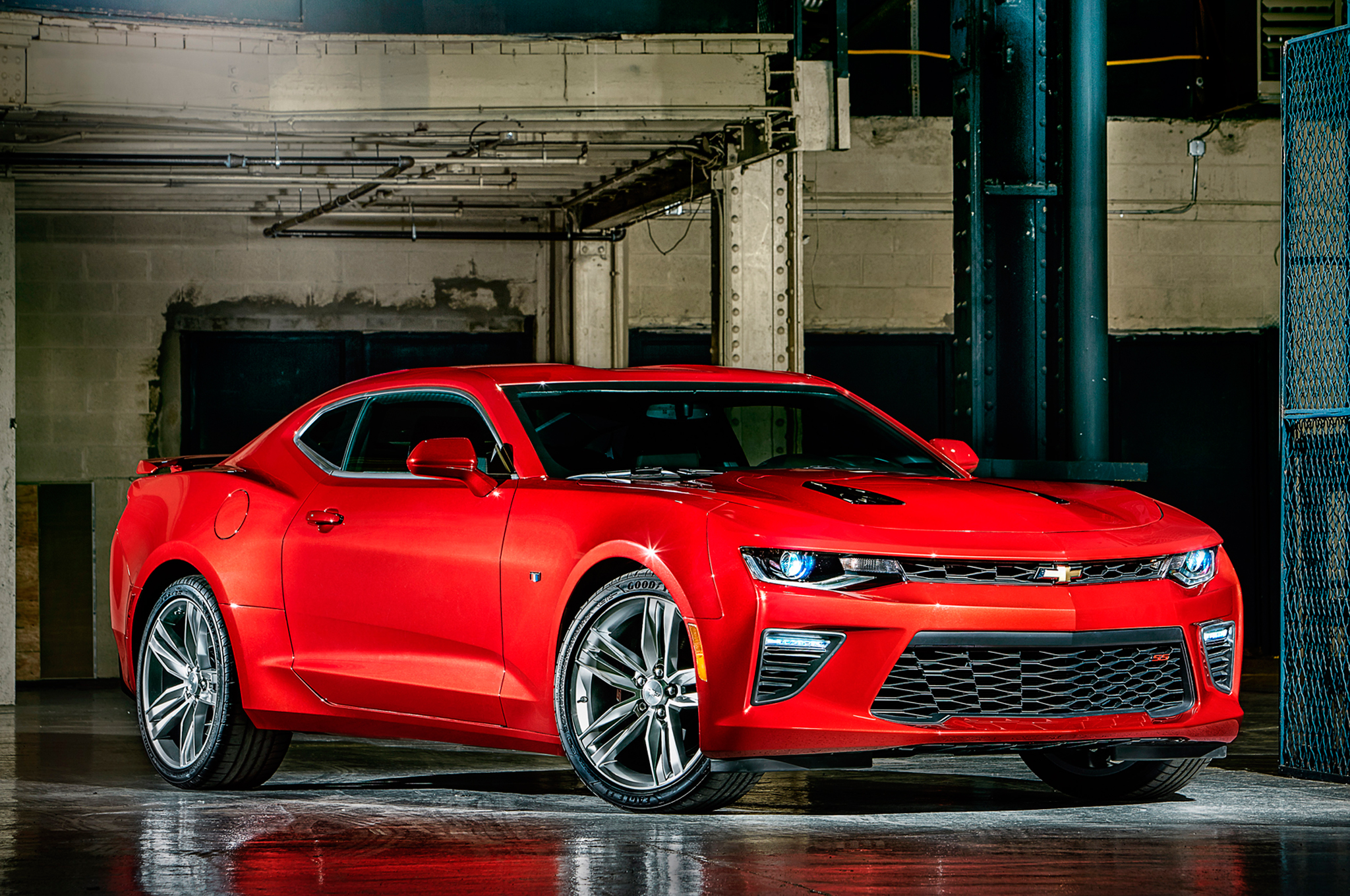 2016 Chevrolet Camaro Ss Exterior Preview (Photo 48 of 54)