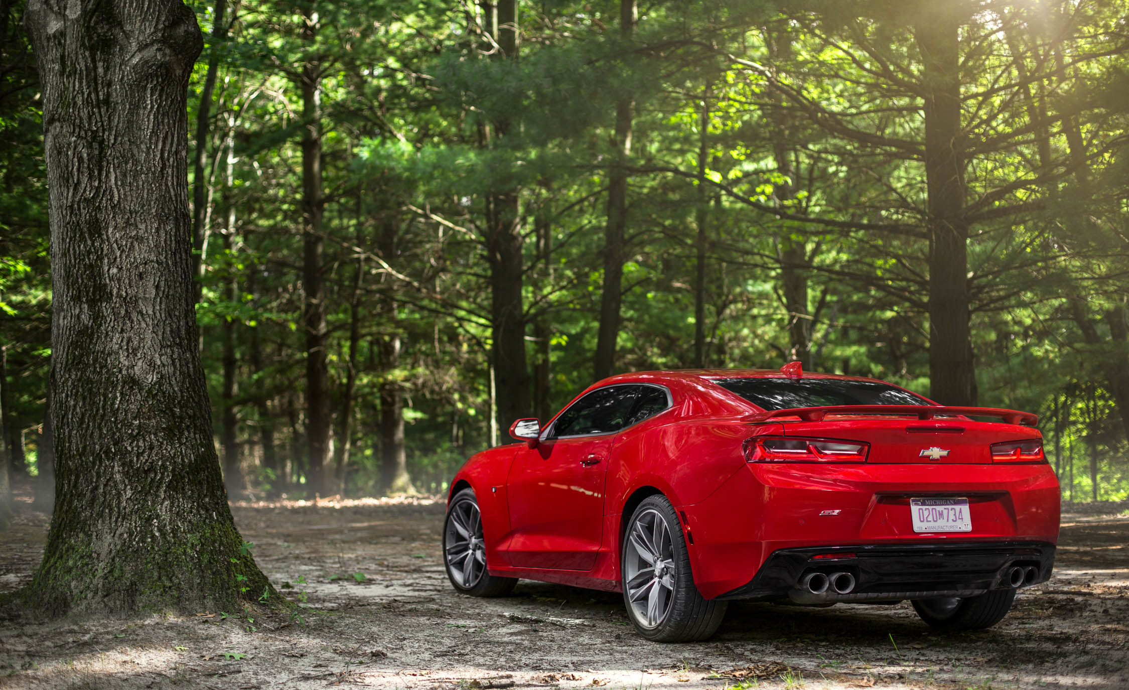2016 Chevrolet Camaro SS (Photo 37 of 54)