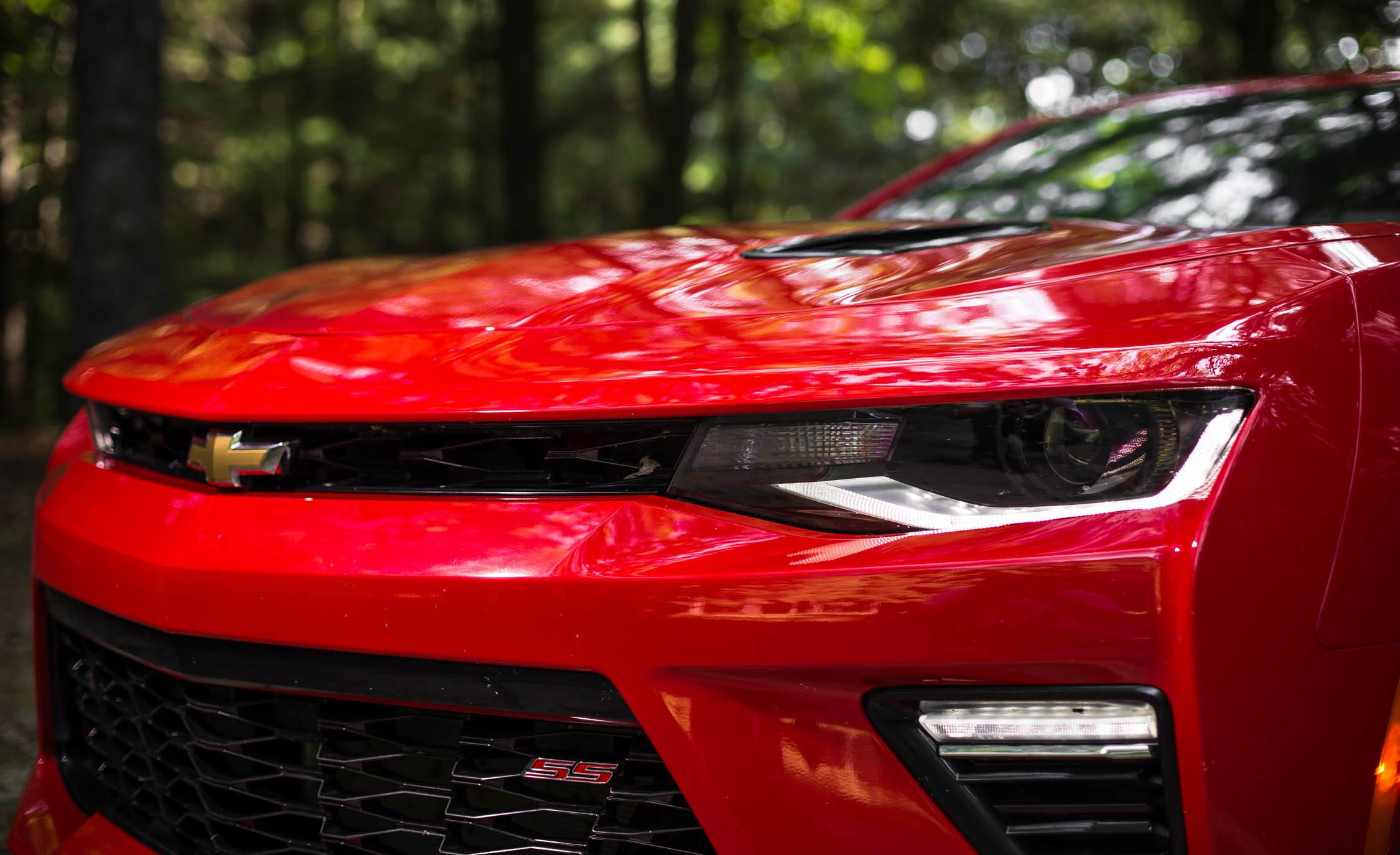 2016 Chevrolet Camaro SS (Photo 39 of 54)