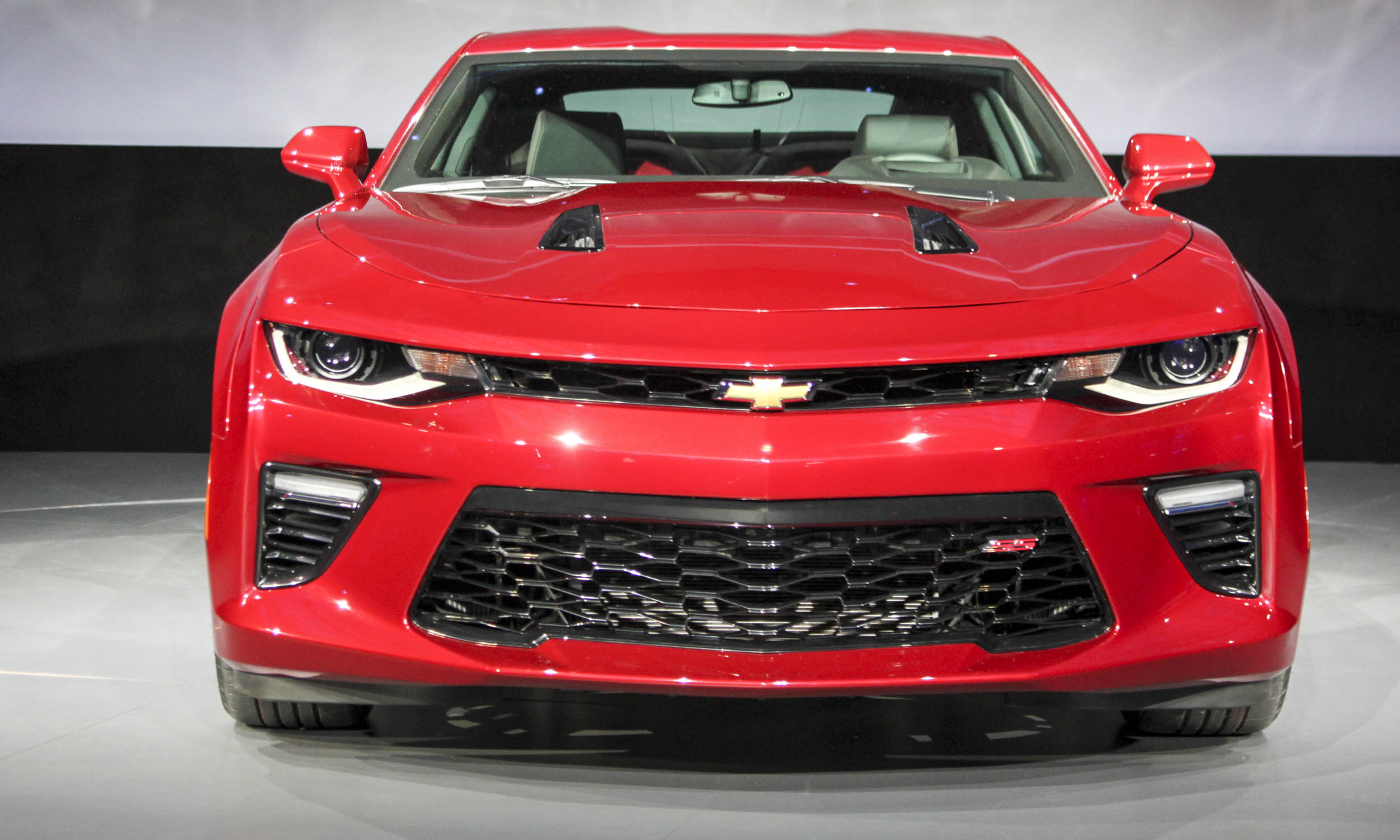 2016 Chevrolet Camaro Ss Front End Design (Photo 50 of 54)