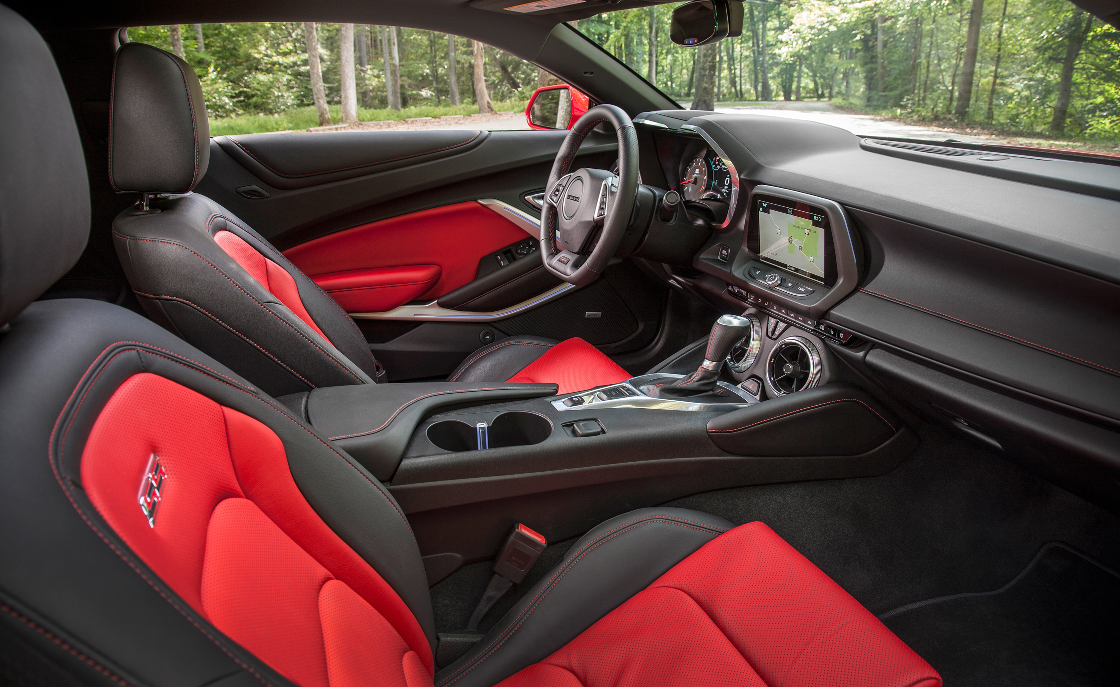 2016 chevrolet ss interior - photo #3