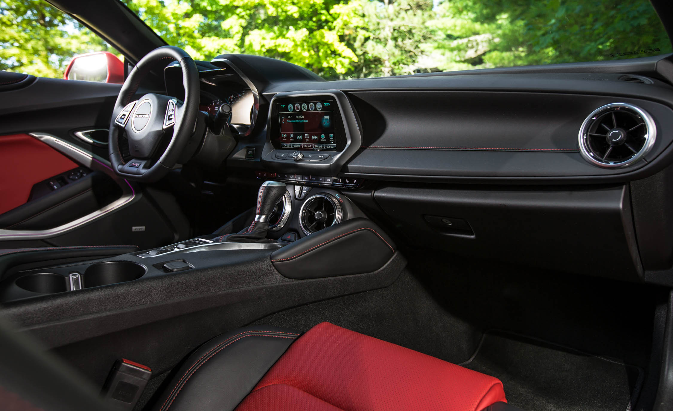 2016 chevrolet ss interior - photo #17