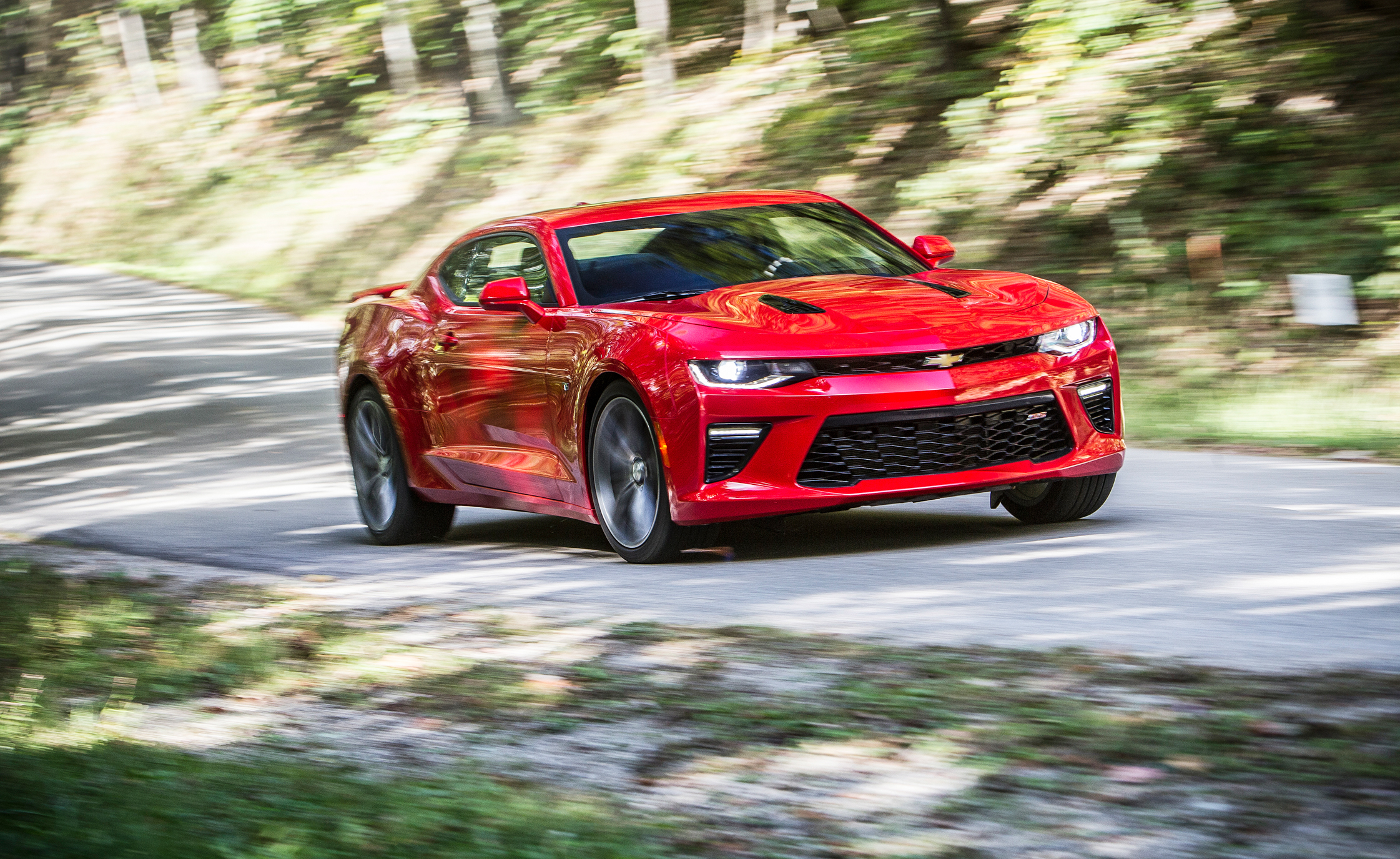 Featured Image of 2016 Chevrolet Camaro