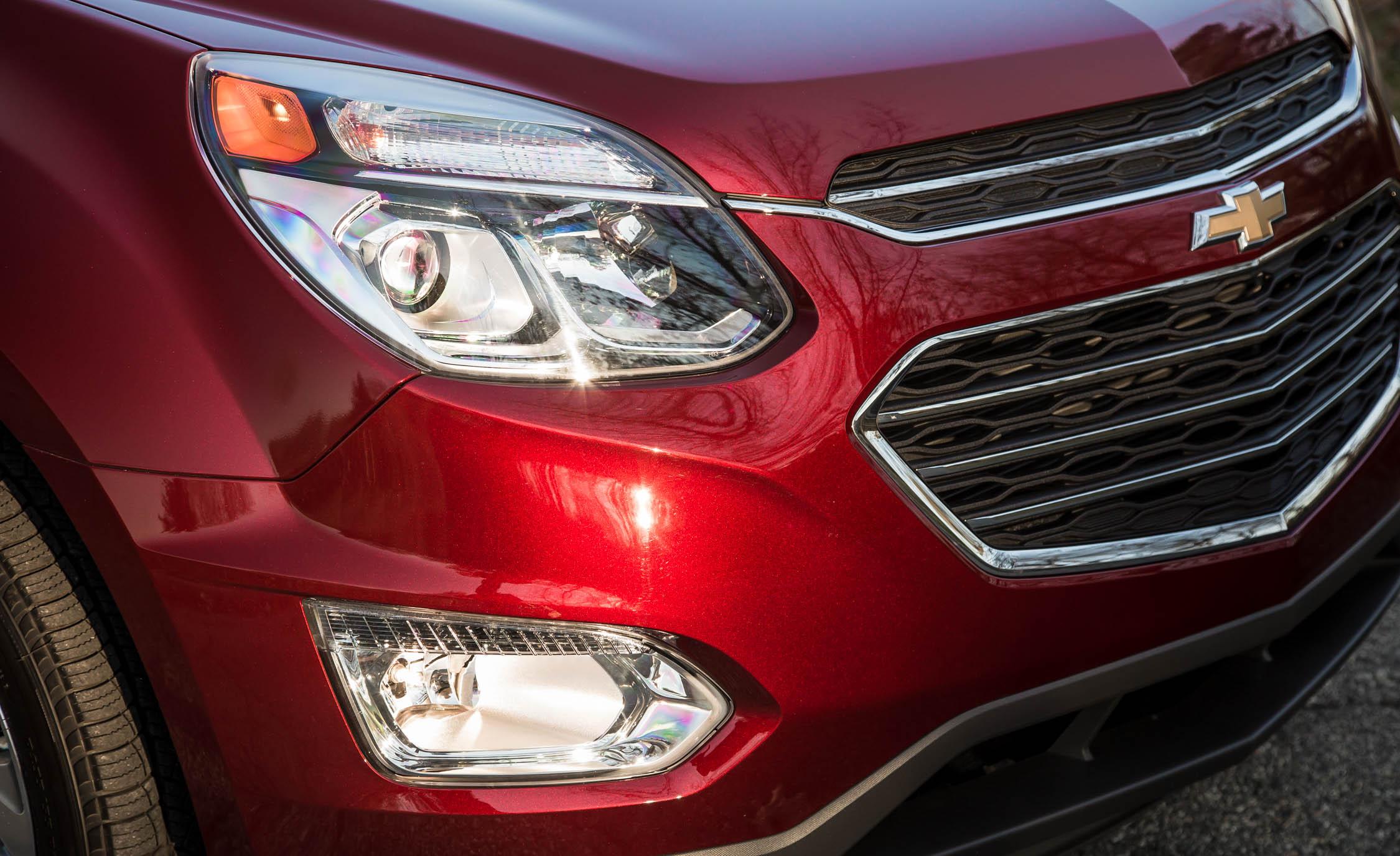 2016 Chevrolet Equinox LTZ (Photo 17 of 25)