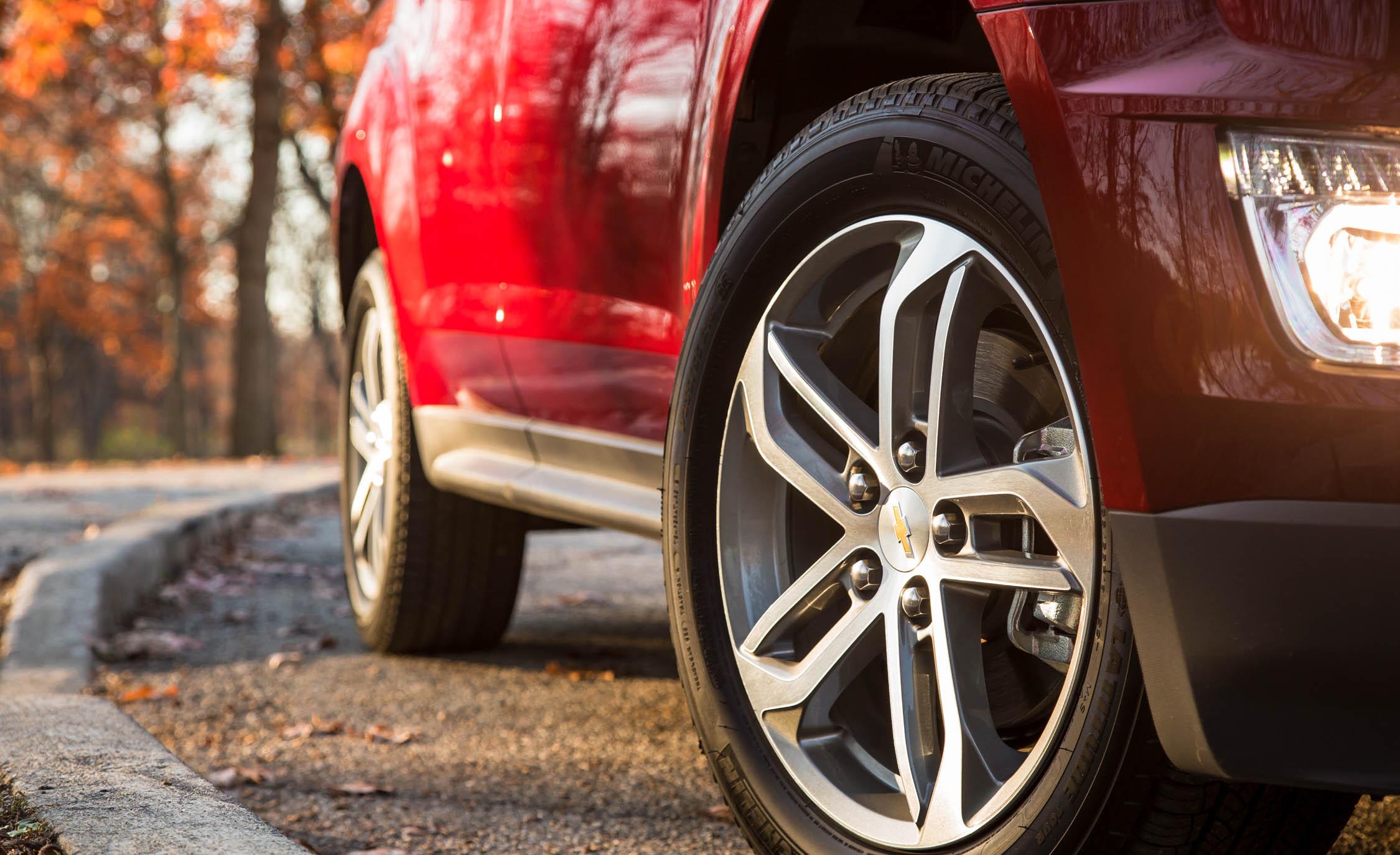 2016 Chevrolet Equinox LTZ (Photo 23 of 25)