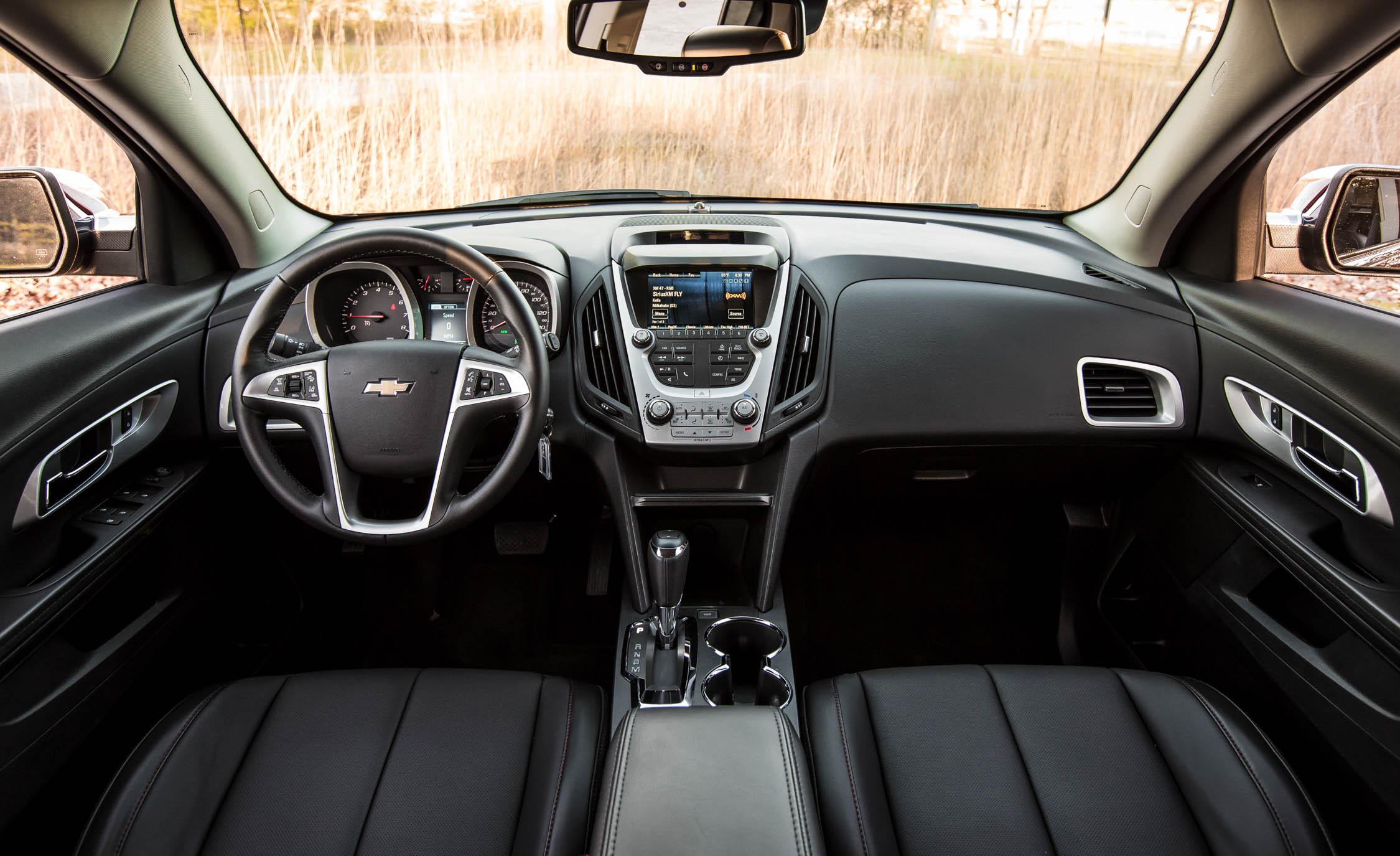 2016 Chevrolet Equinox LTZ (Photo 24 of 25)