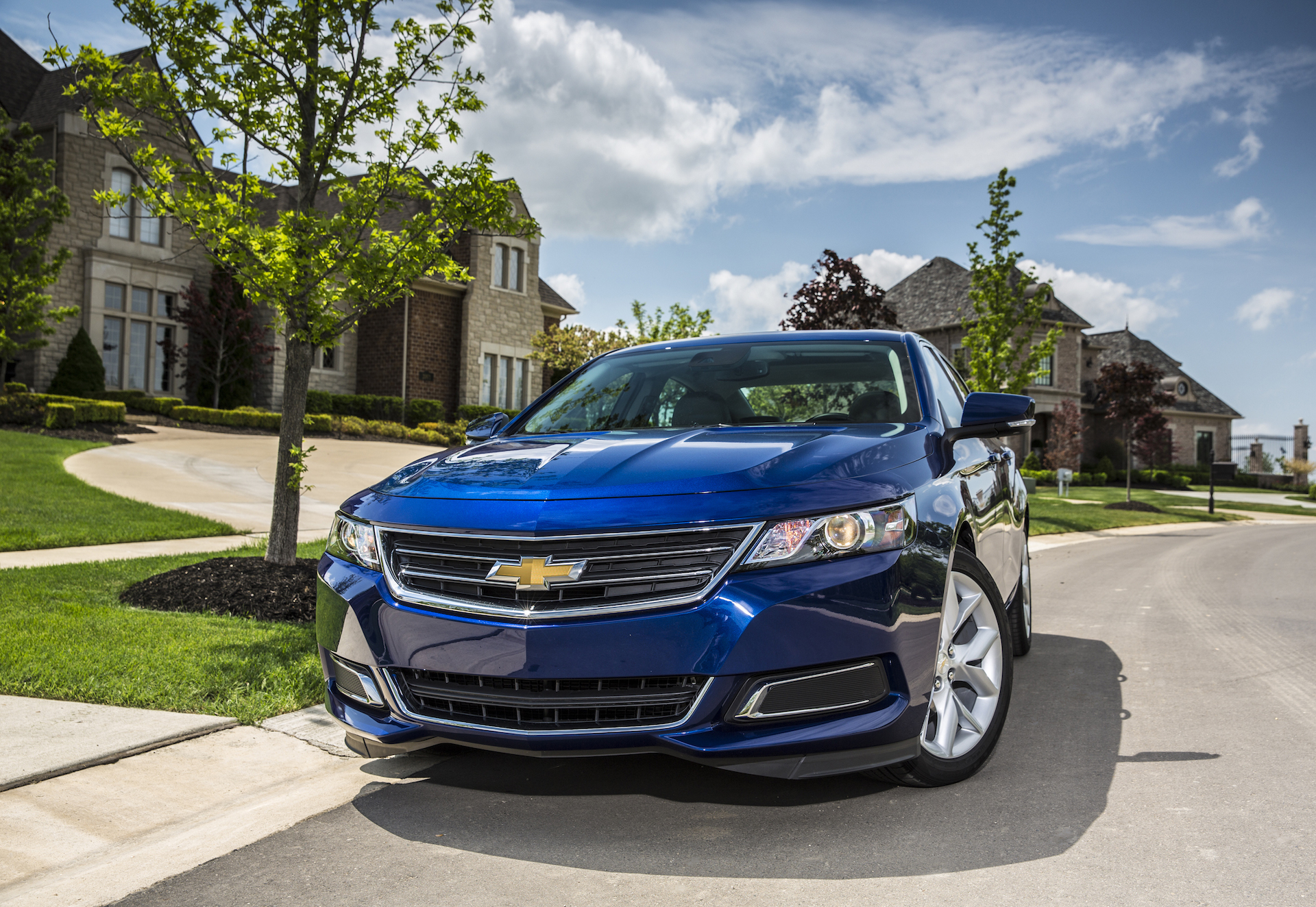2016 Chevrolet Impala (Photo 7 of 11)