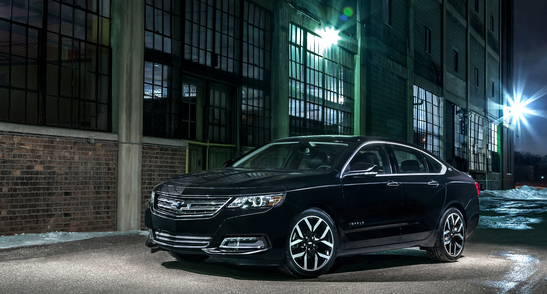 2016 Chevrolet Impala Midnight Edition Preview (Photo 9 of 11)