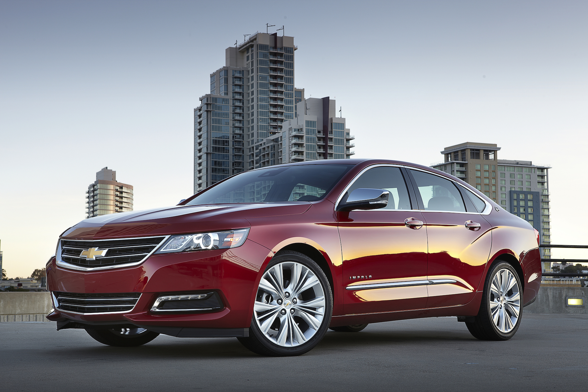 Featured Image of 2016 Chevrolet Impala