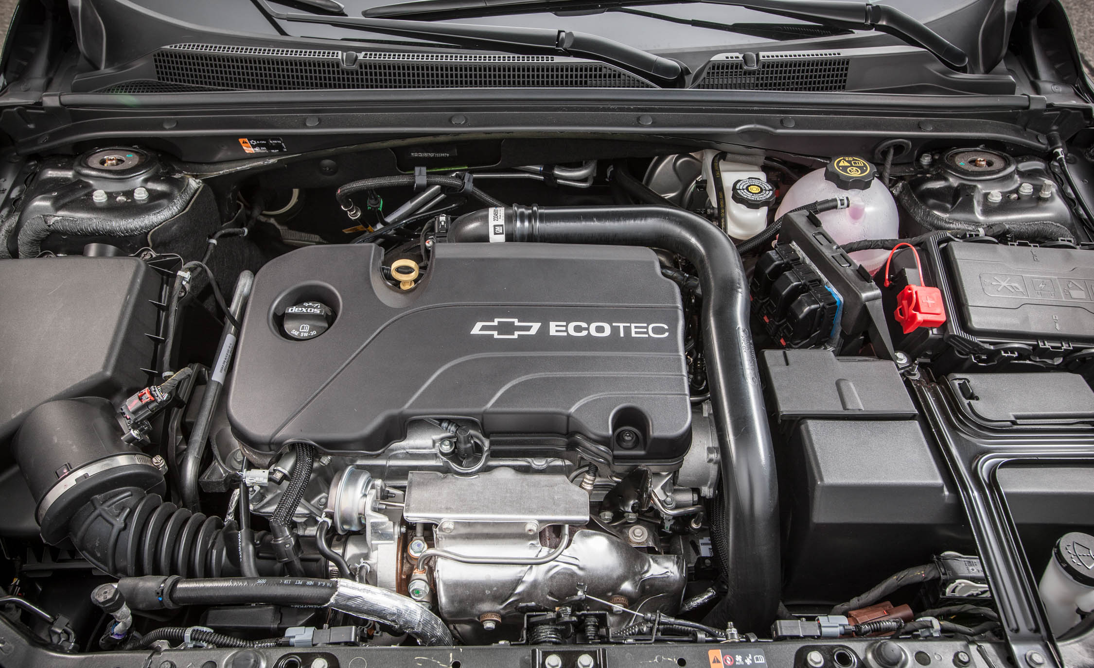2016 Chevrolet Malibu LT 1.5T Turbocharged  (Photo 19 of 19)