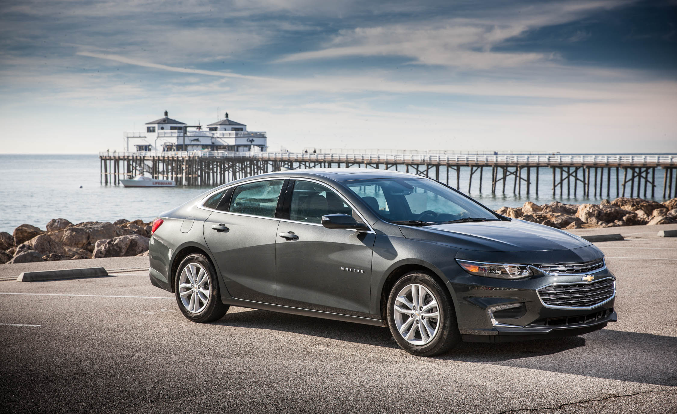 2016 Chevrolet Malibu LT  (Photo 15 of 19)