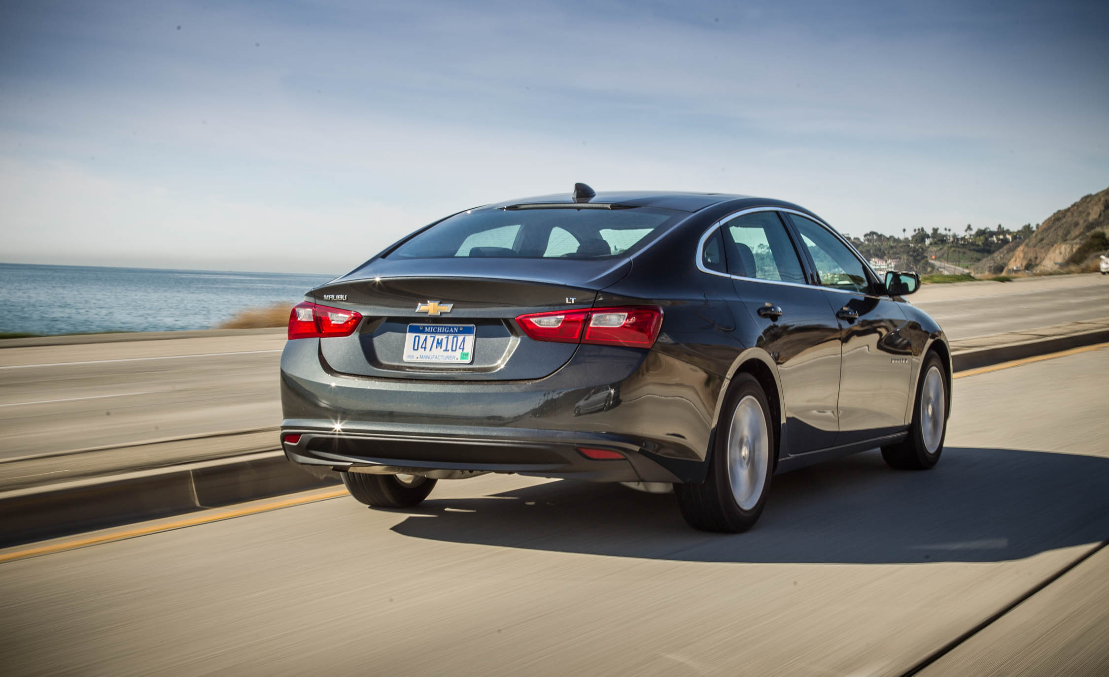 2016 Chevrolet Malibu LT  (Photo 16 of 19)