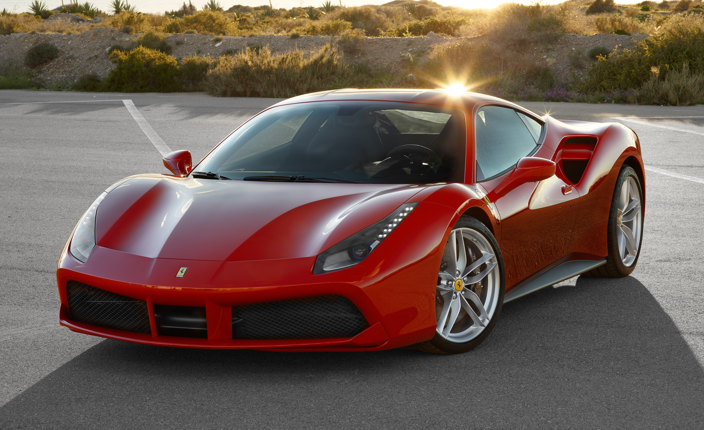 2016 Ferrari 488GTB (View 20 of 34)
