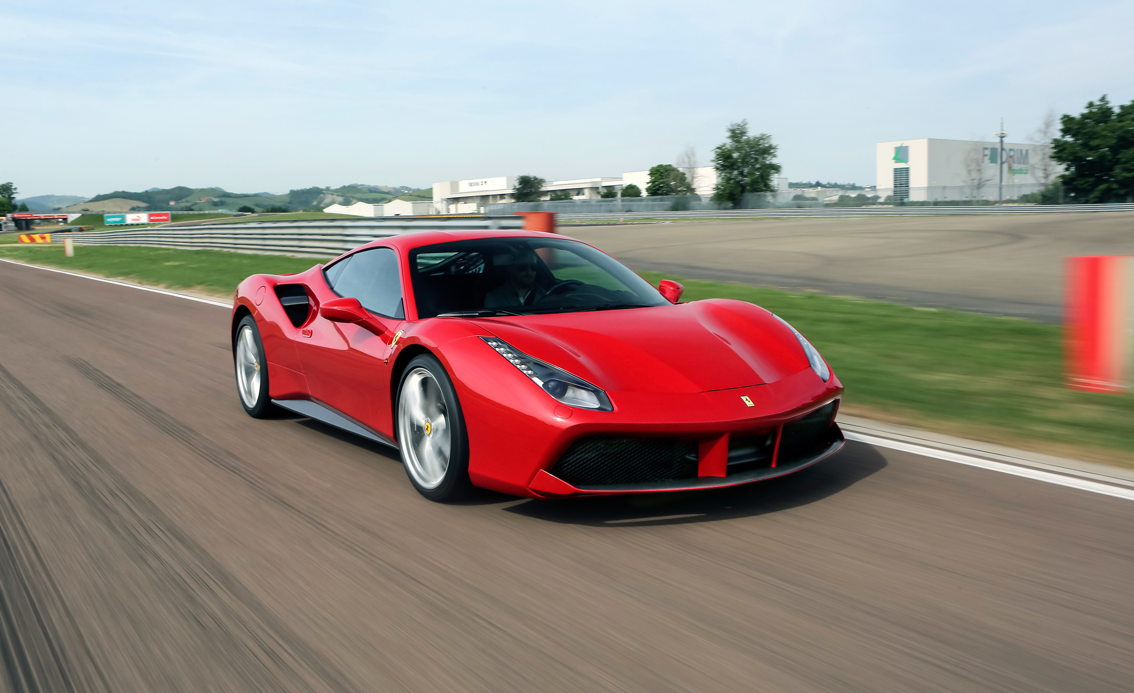 Featured Image of 2016 Ferrari 488GTB