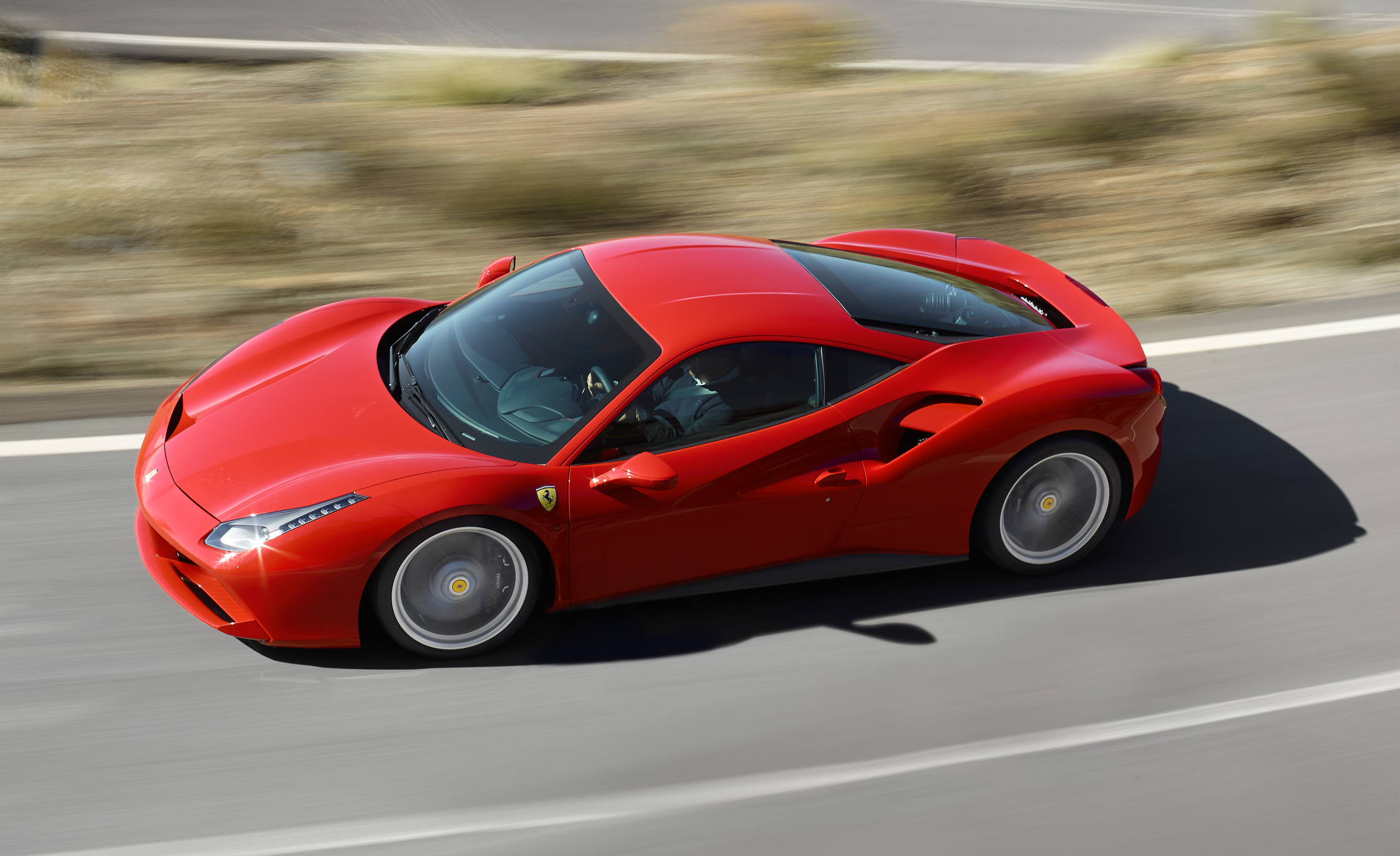 2016 Ferrari 488GTB (View 13 of 34)