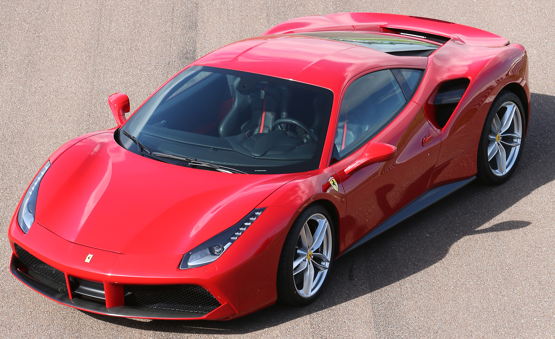 2016 Ferrari 488GTB (View 14 of 34)