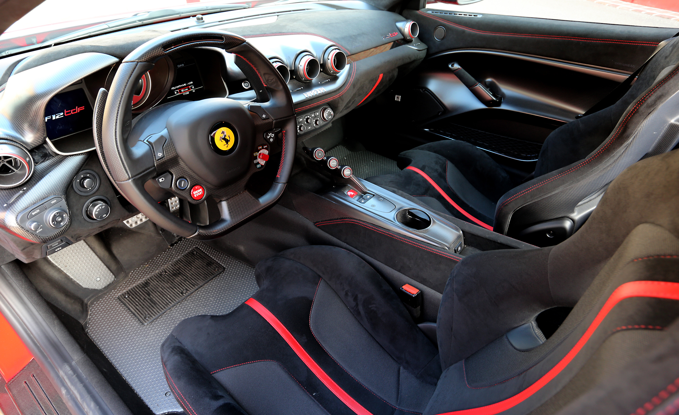 2016 Ferrari F12tdf (Photo 13 of 16)