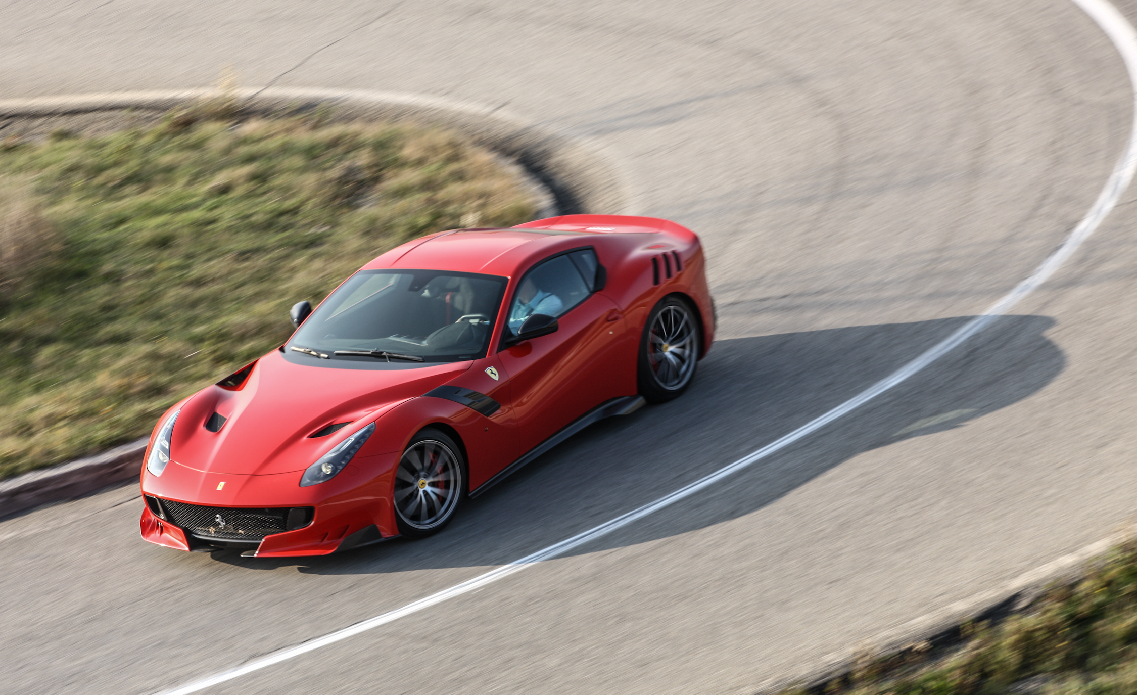 2016 Ferrari F12tdf (Photo 1 of 16)