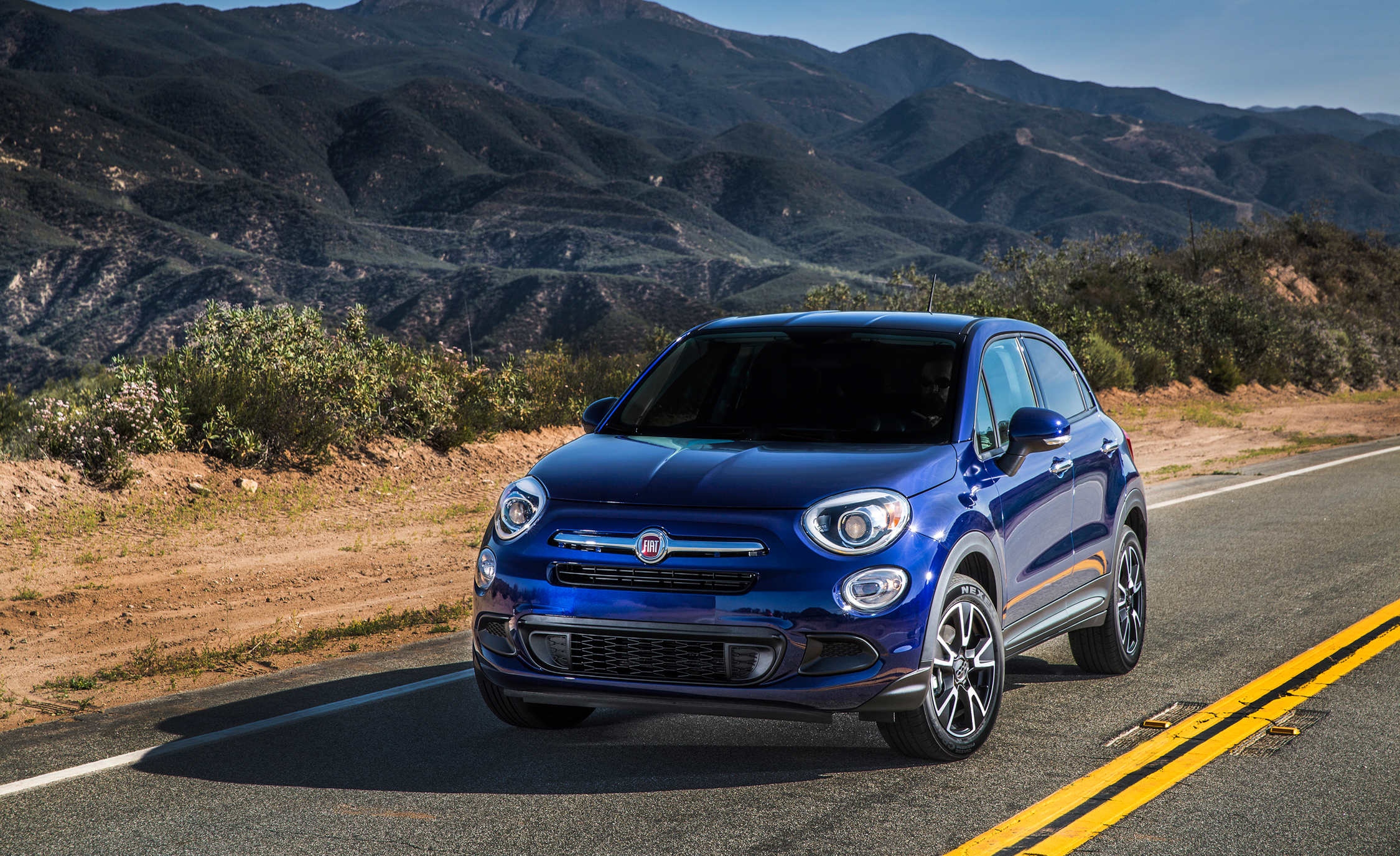 2016 Fiat 500X Easy (Photo 4 of 66)