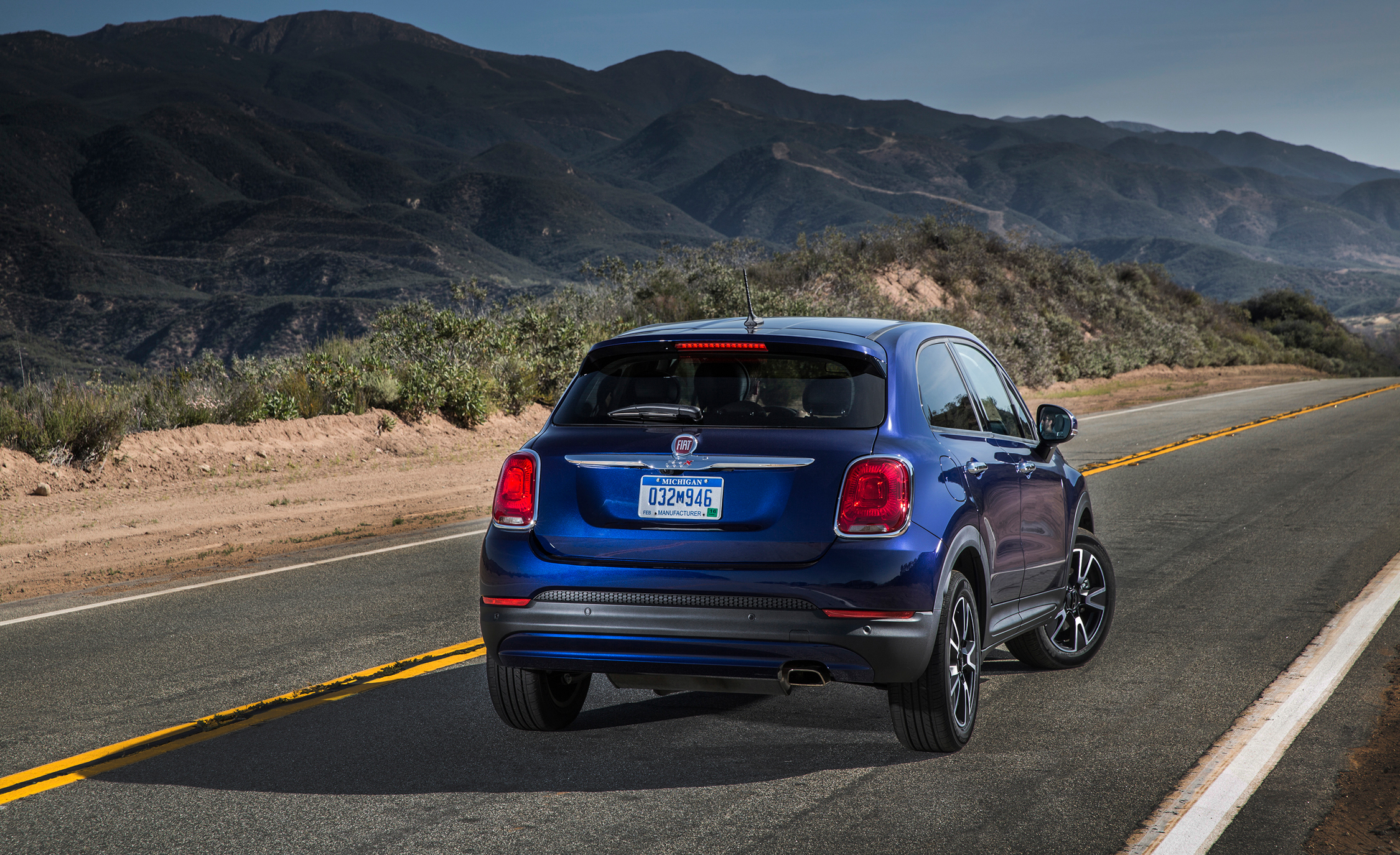 2016 Fiat 500X Easy (Photo 5 of 66)