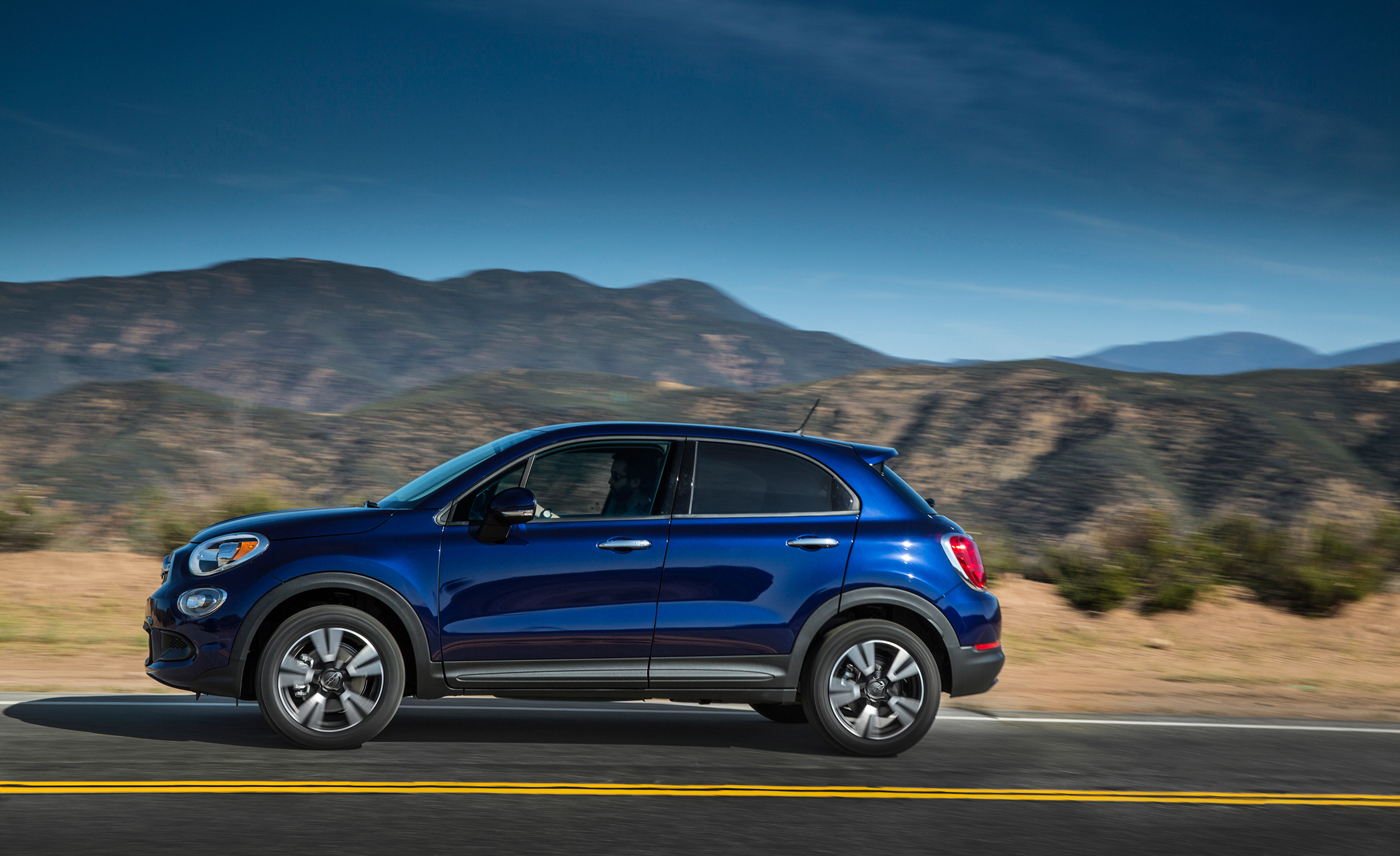 2016 Fiat 500X Easy (Photo 8 of 66)