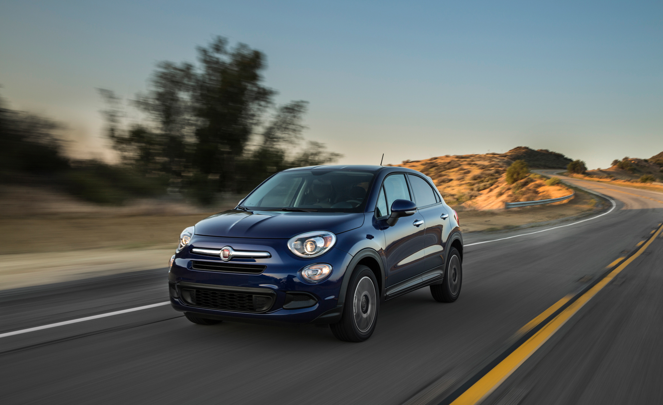 2016 Fiat 500X Easy (Photo 3 of 66)