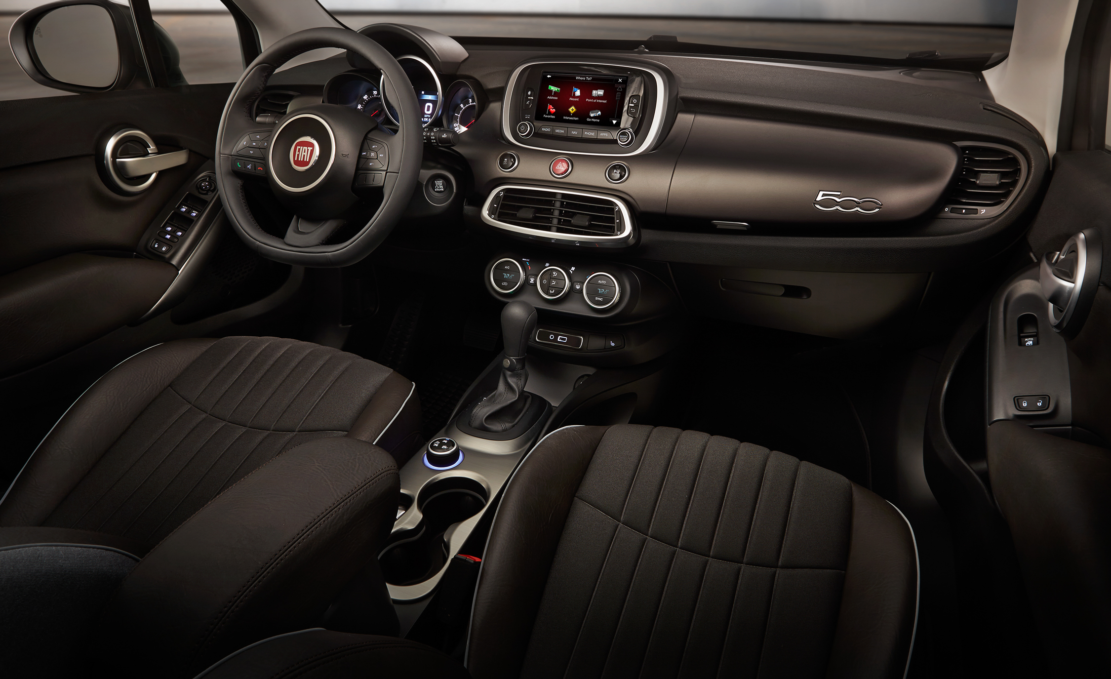 2016 Fiat 500X Lounge (Photo 11 of 66)