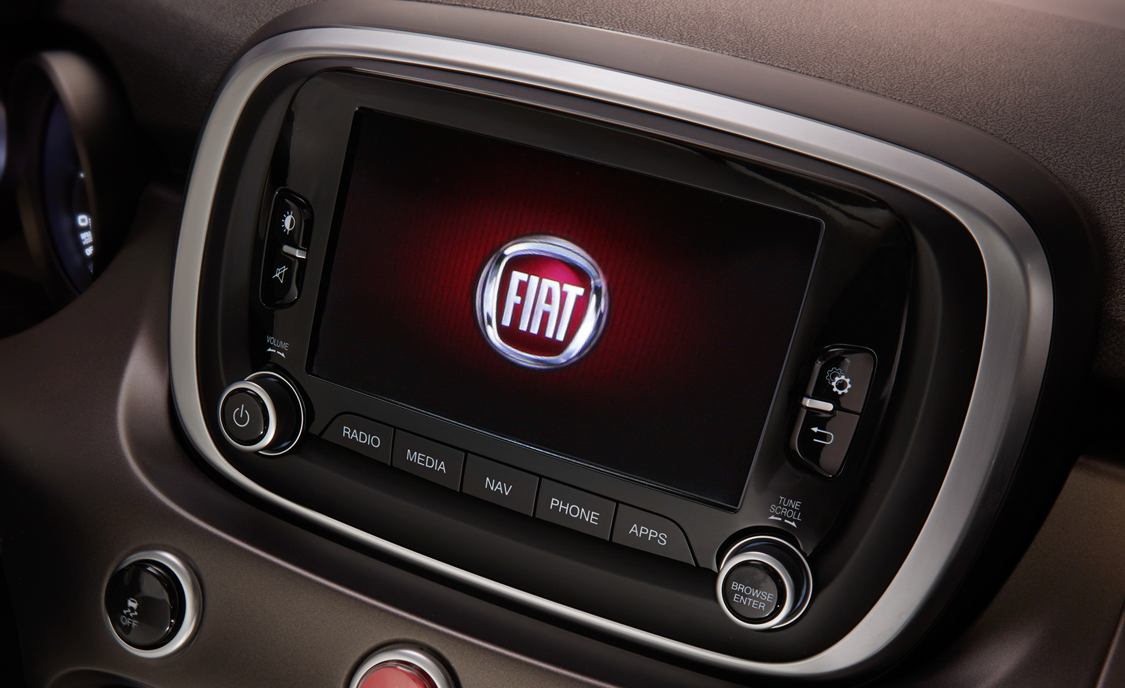 2016 Fiat 500X Lounge (Photo 13 of 66)