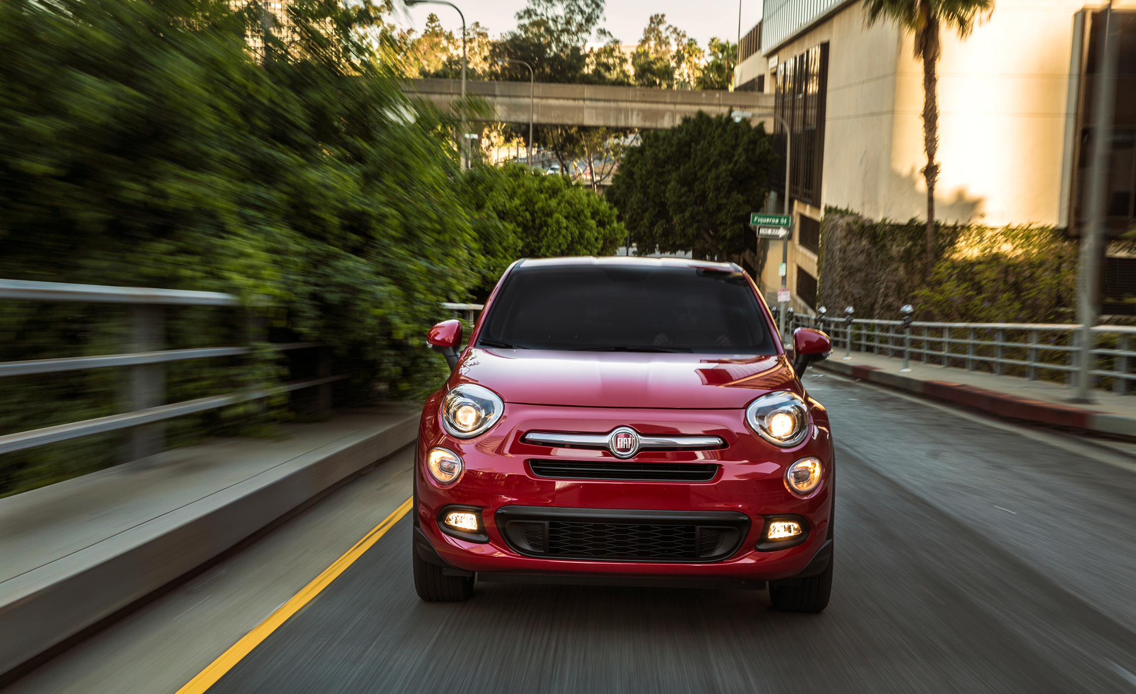 2016 Fiat 500X Lounge (Photo 18 of 66)