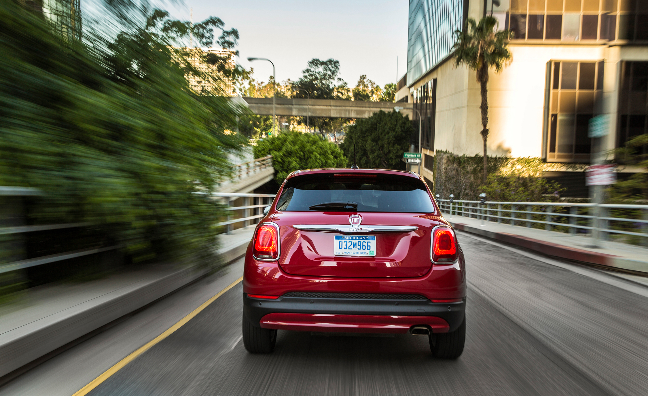 2016 Fiat 500X Lounge (Photo 19 of 66)