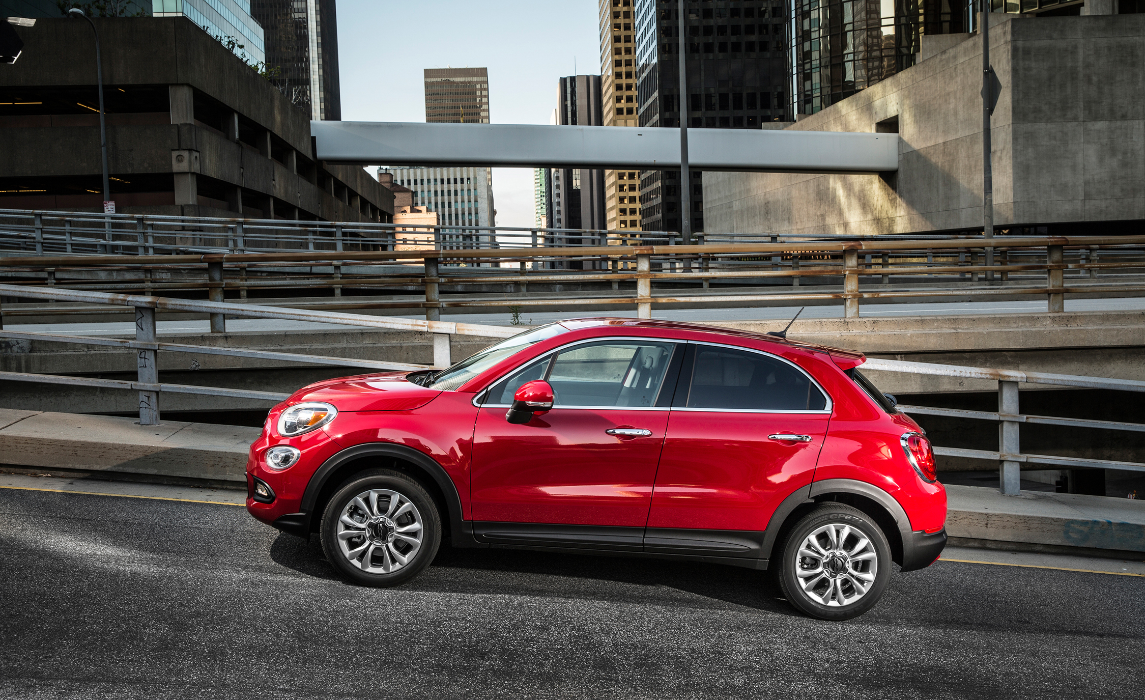 2016 Fiat 500X Lounge (Photo 21 of 66)